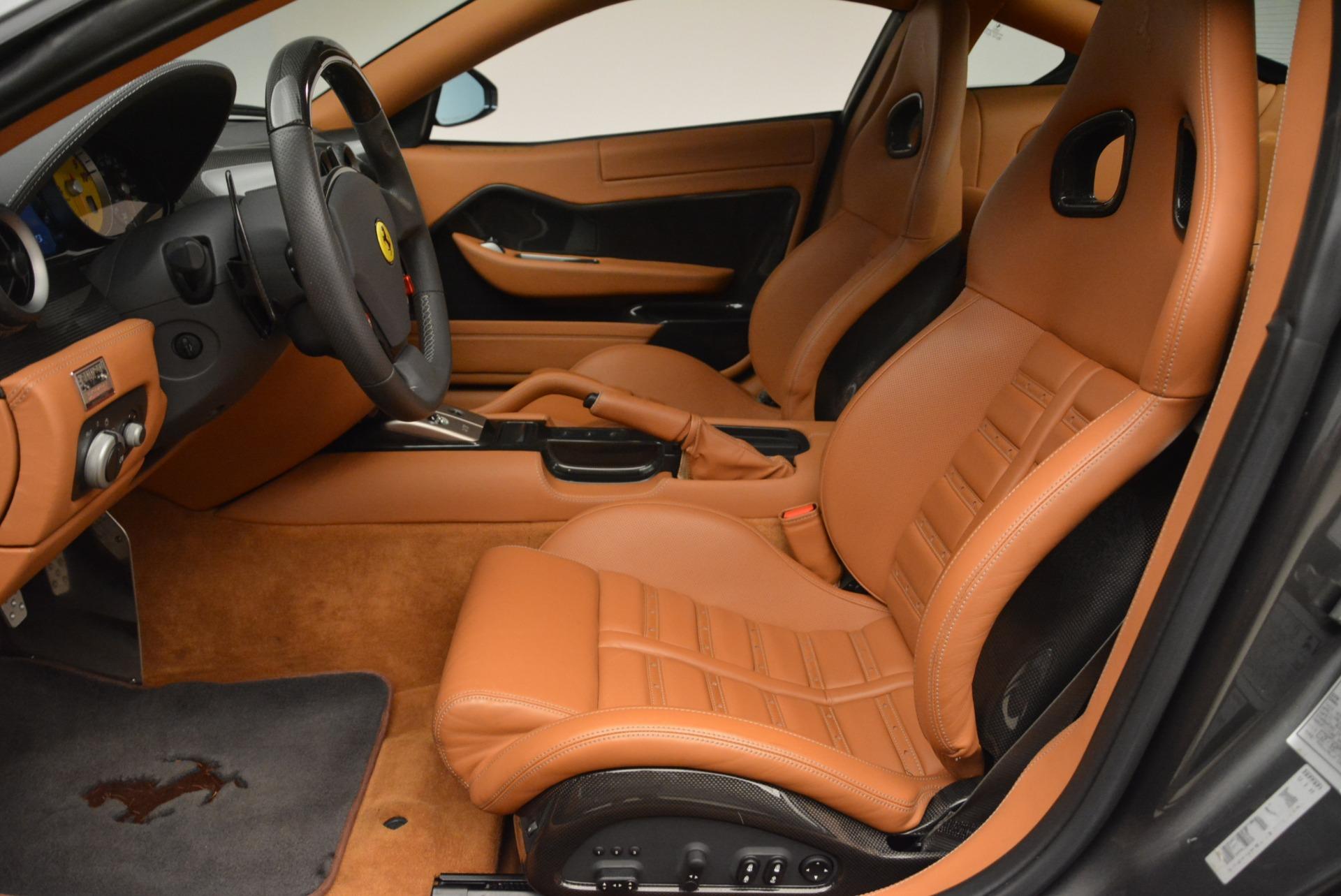 Used 2010 Ferrari 599 GTB Fiorano    Greenwich, CT