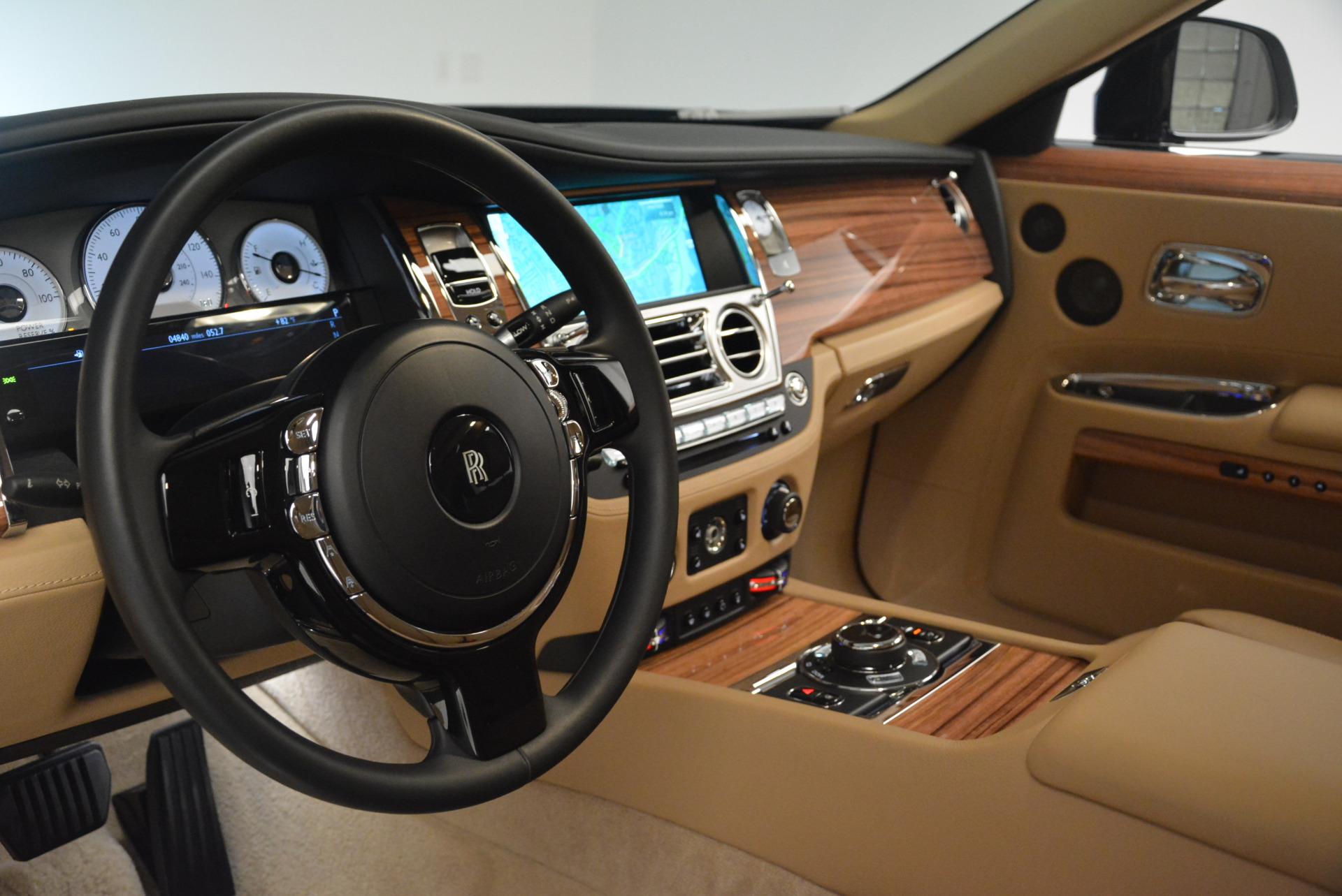 Used 2015 Rolls-Royce Ghost    Greenwich, CT