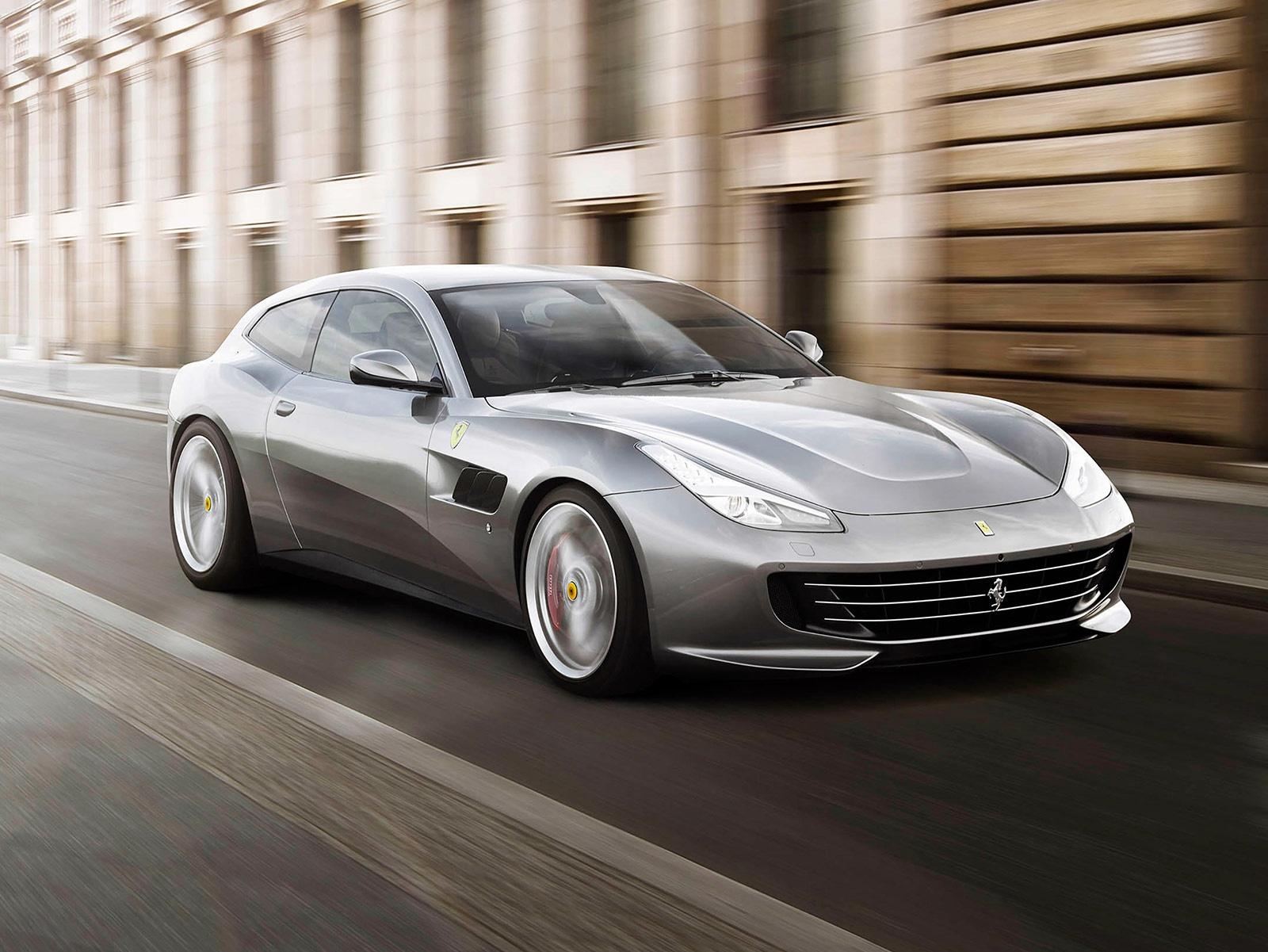 New 2019 Ferrari GTC4LUSSO T  | Greenwich, CT