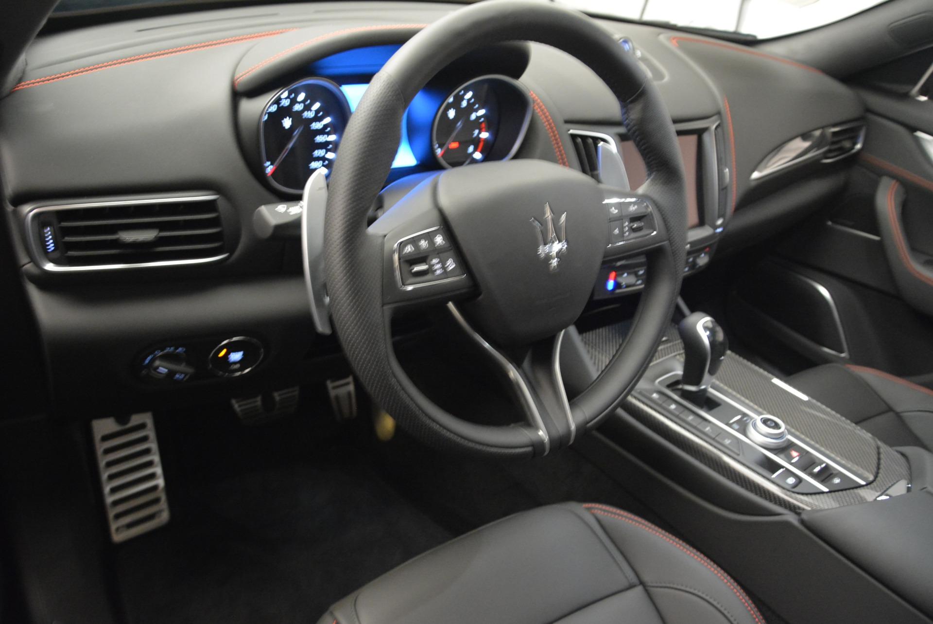 New 2018 Maserati Levante S Q4 GranSport Nerissimo | Greenwich, CT