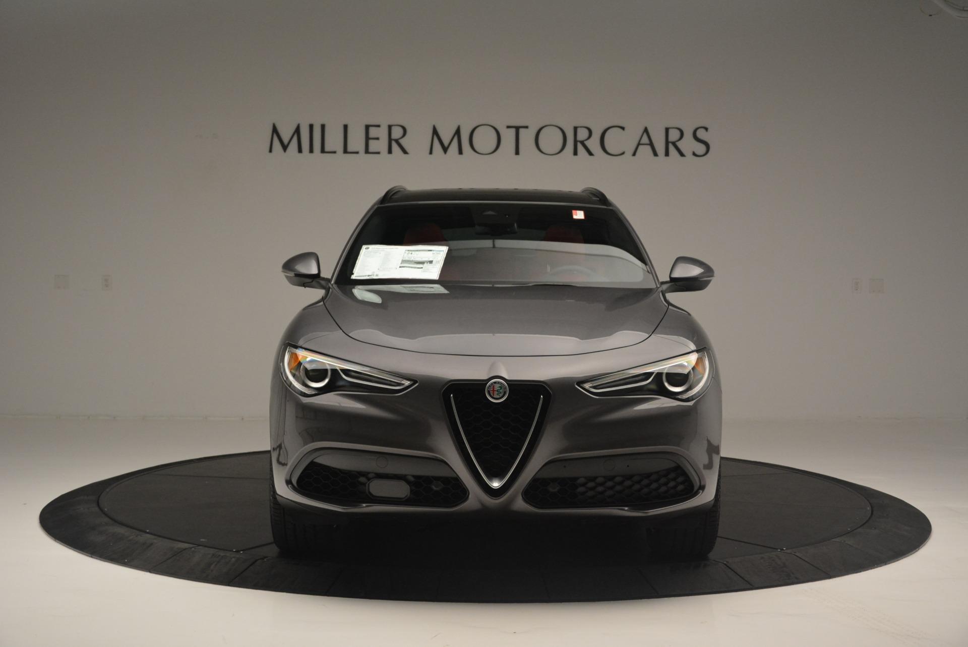 New 2018 Alfa Romeo Stelvio Ti Sport Q4   Greenwich, CT