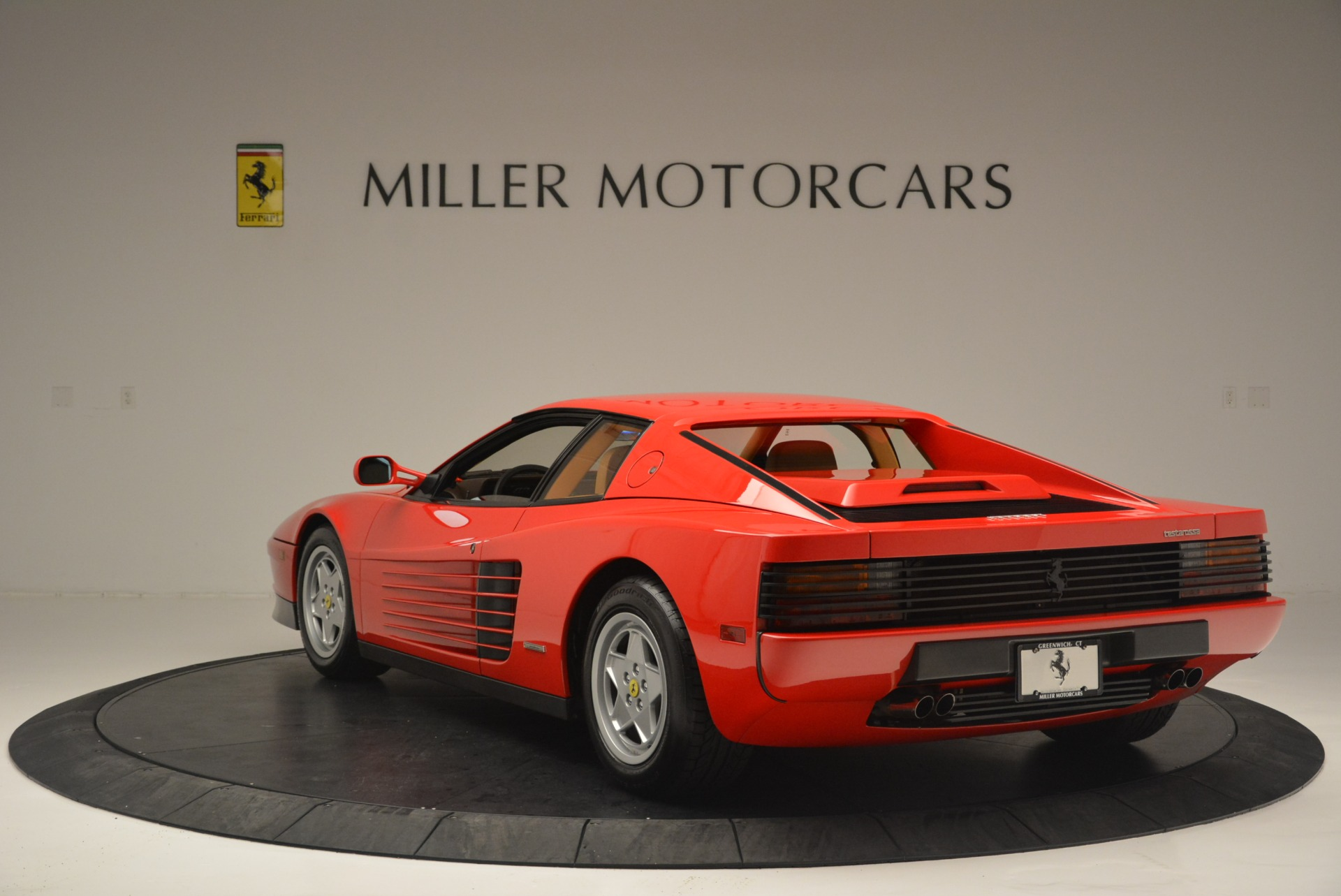 Used 1990 Ferrari Testarossa  | Greenwich, CT
