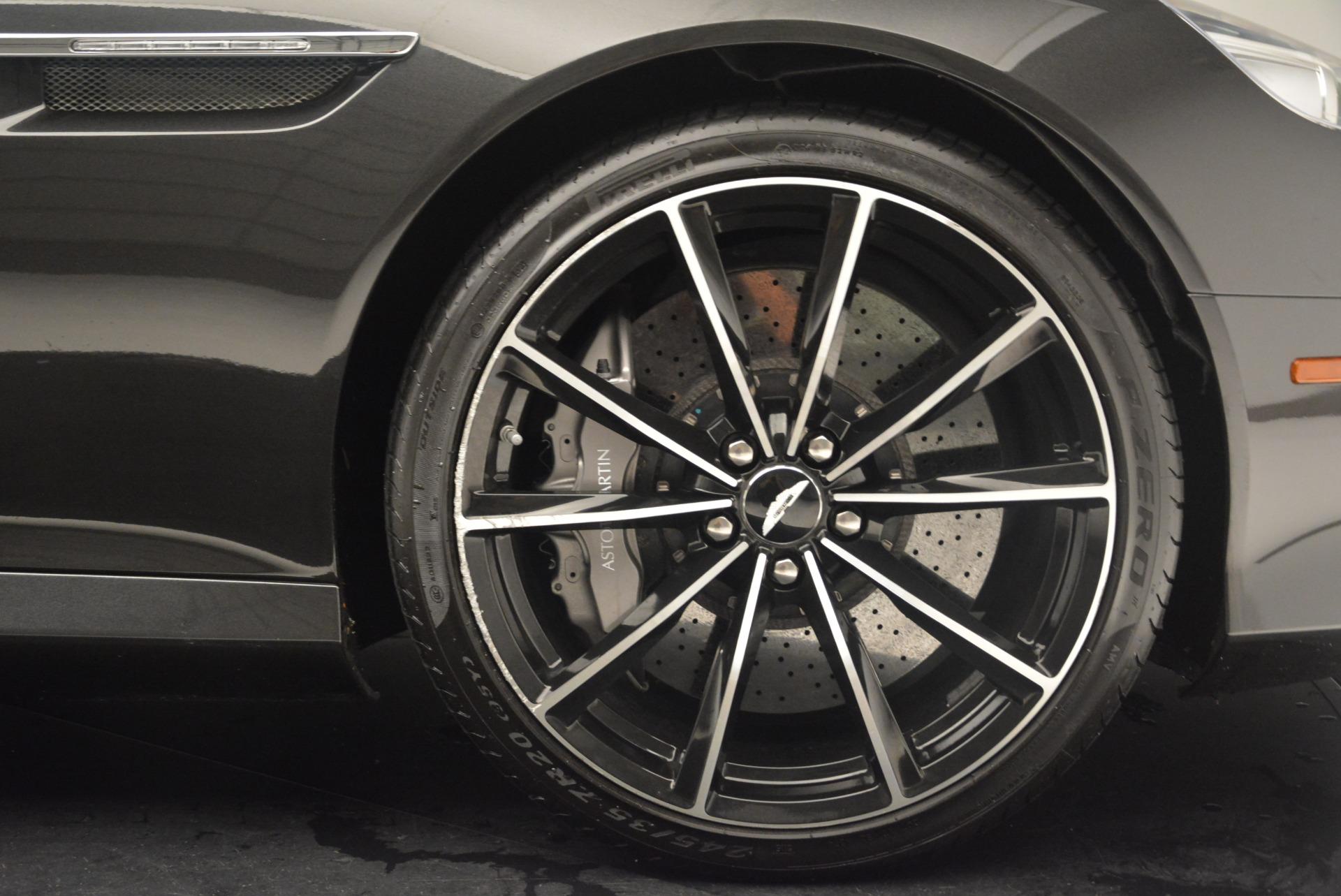 Used 2016 Aston Martin DB9 GT Volante   Greenwich, CT