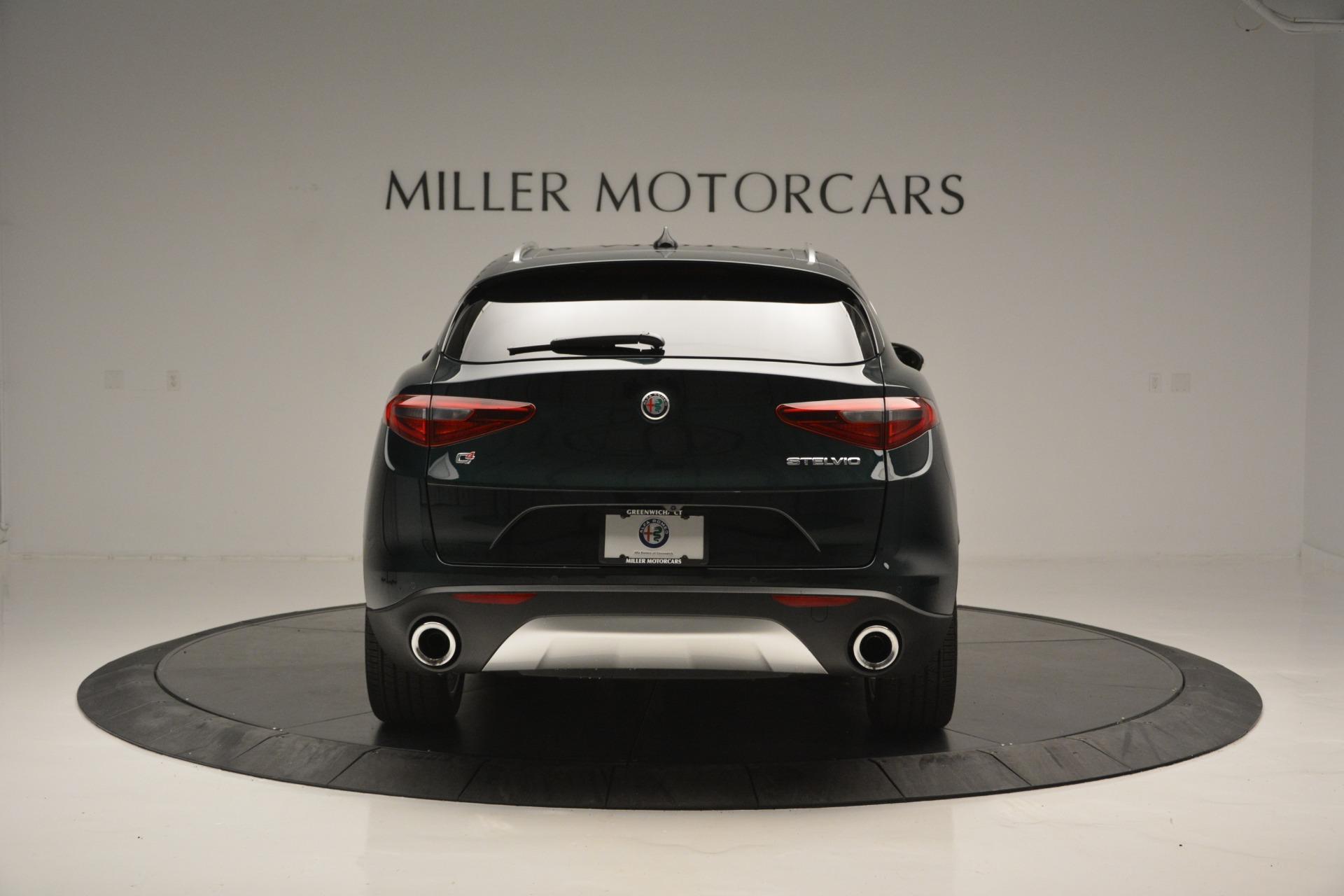 New 2018 Alfa Romeo Stelvio Ti Lusso Q4   Greenwich, CT