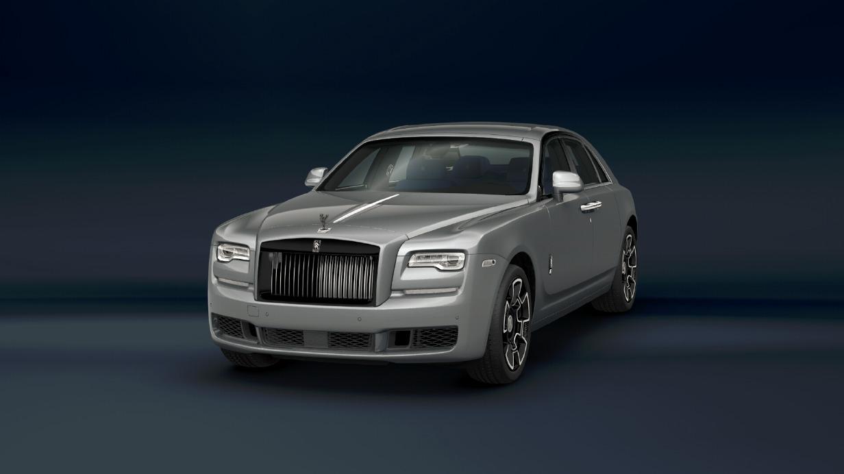 New 2018 Rolls-Royce Ghost Black Badge | Greenwich, CT