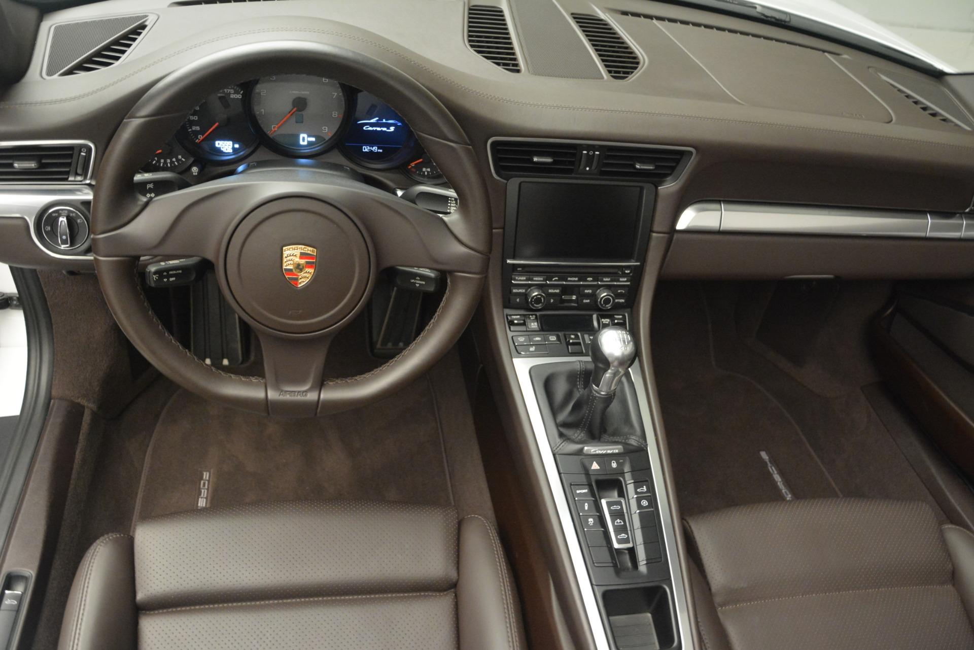 Used 2015 Porsche 911 Carrera S   Greenwich, CT