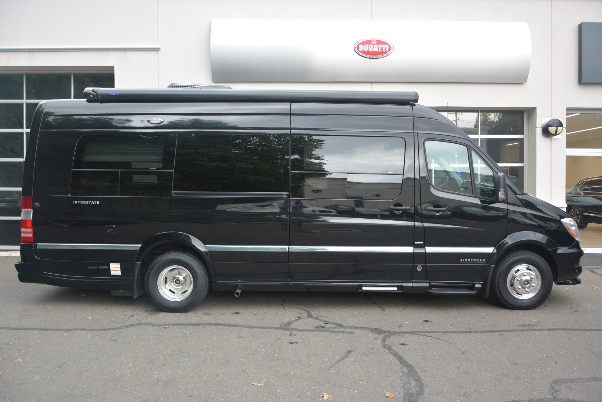 Used 2014 Mercedes-Benz Sprinter 3500 Airstream Lounge Extended | Greenwich, CT