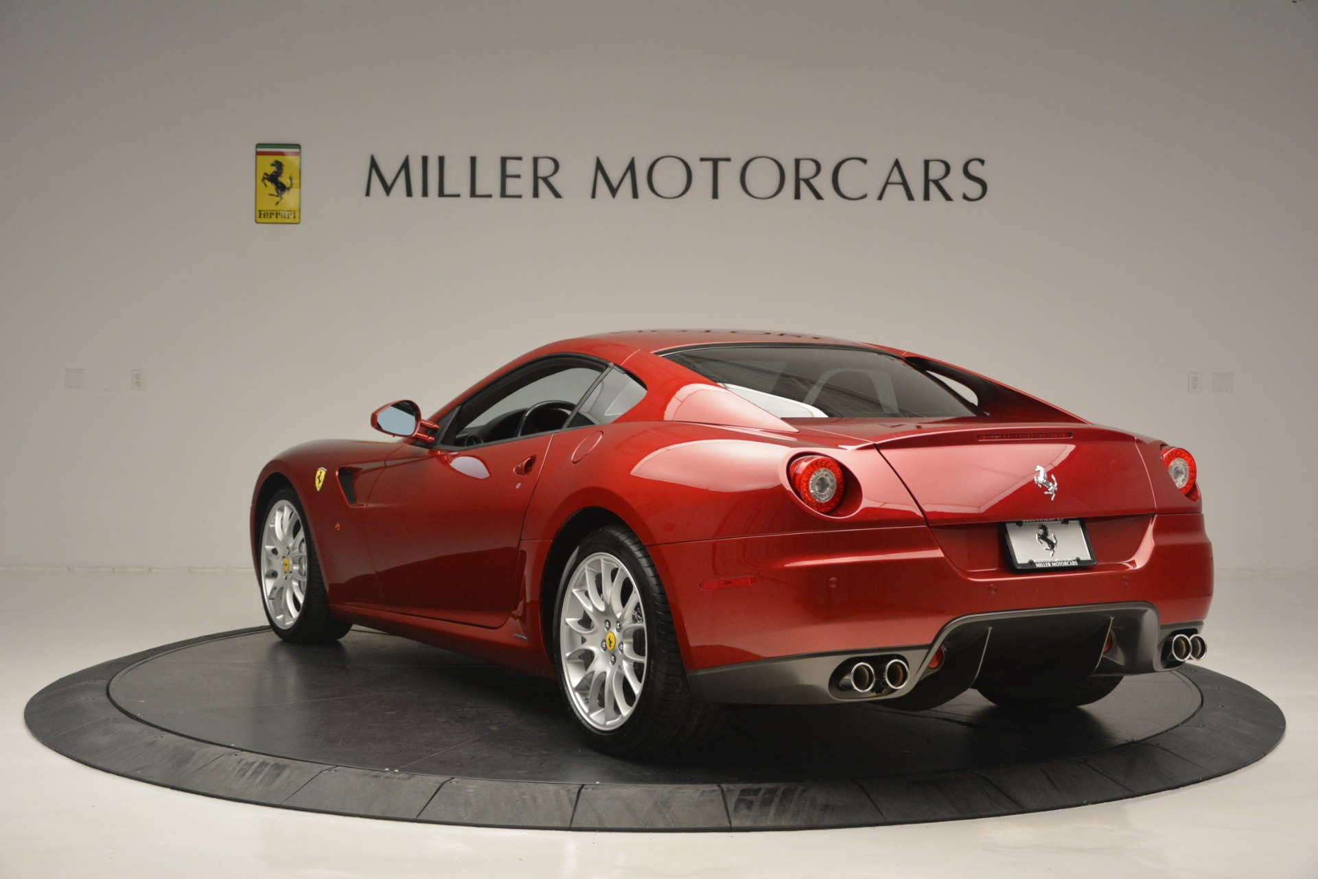 Used 2009 Ferrari 599 GTB Fiorano  | Greenwich, CT