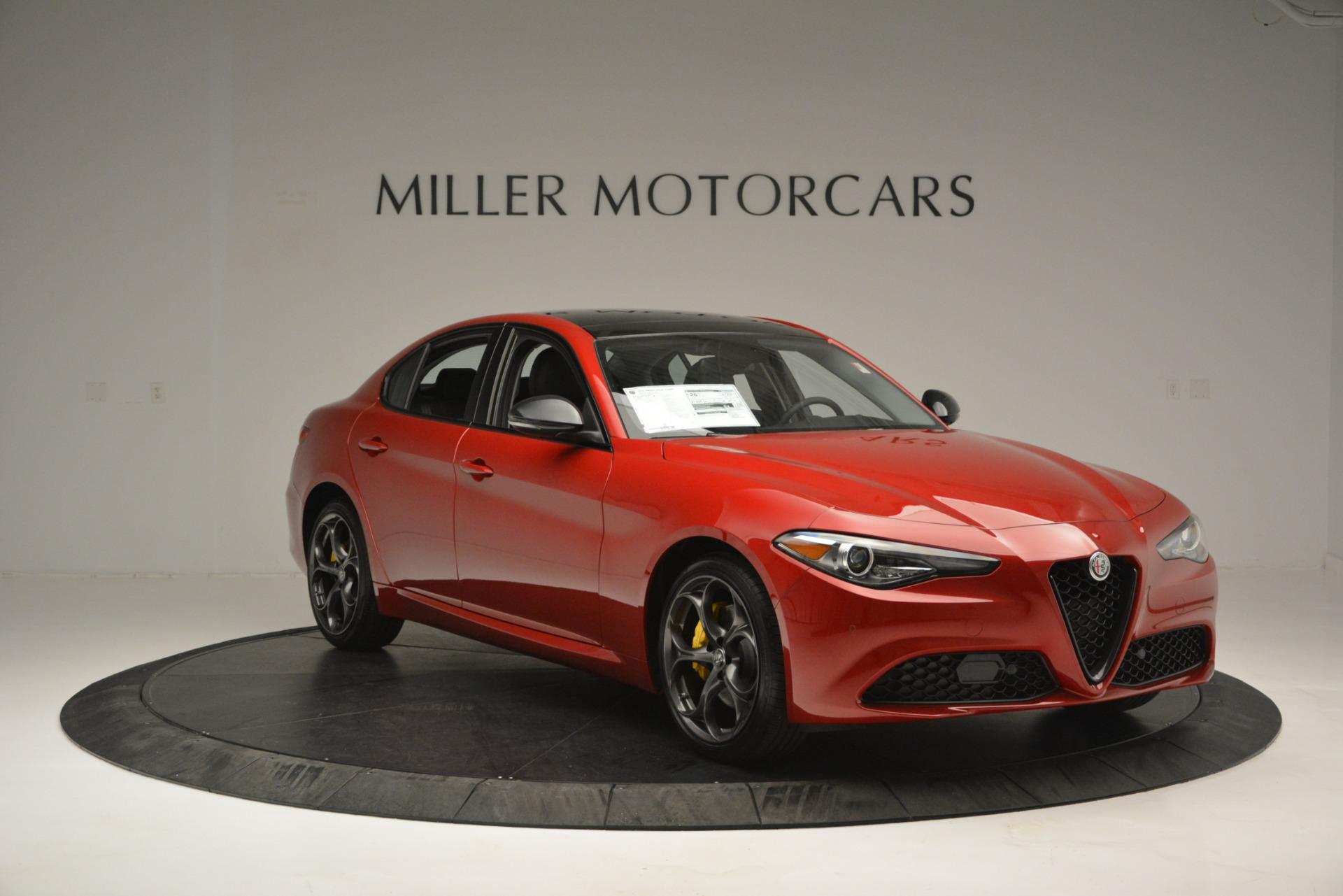 New 2018 Alfa Romeo Giulia Ti Q4   Greenwich, CT