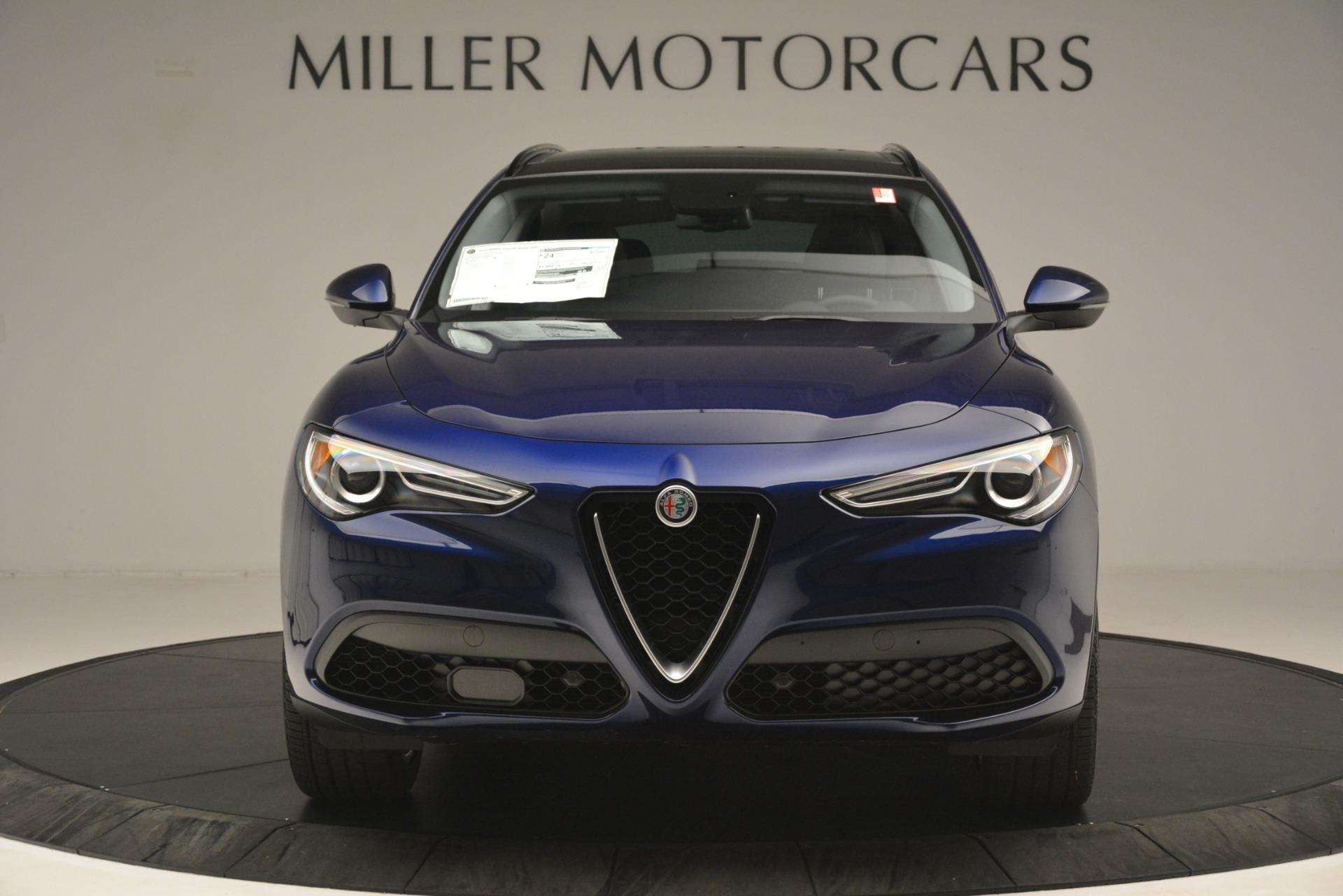 New 2019 Alfa Romeo Stelvio SPORT AWD | Greenwich, CT
