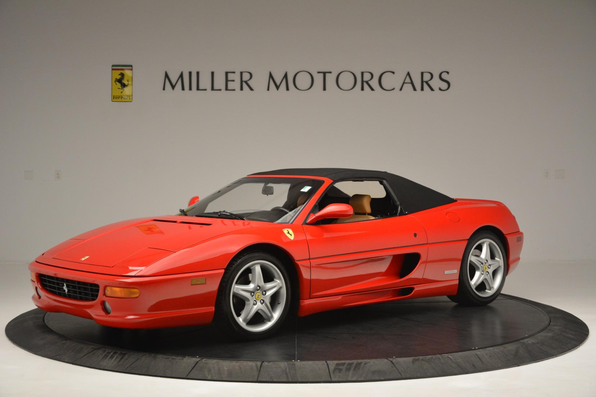 Used 1997 Ferrari 355 Spider 6-Speed Manual | Greenwich, CT