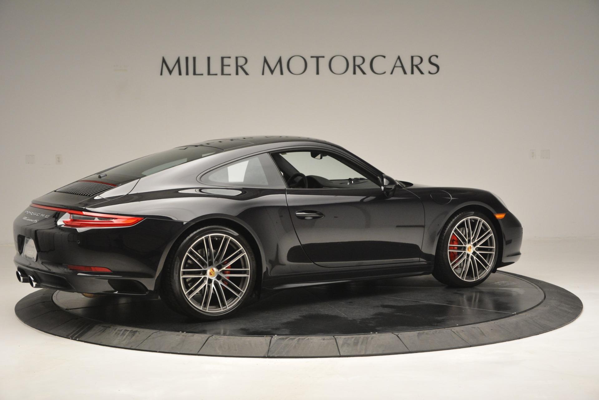 Used 2017 Porsche 911 Carrera 4S   Greenwich, CT