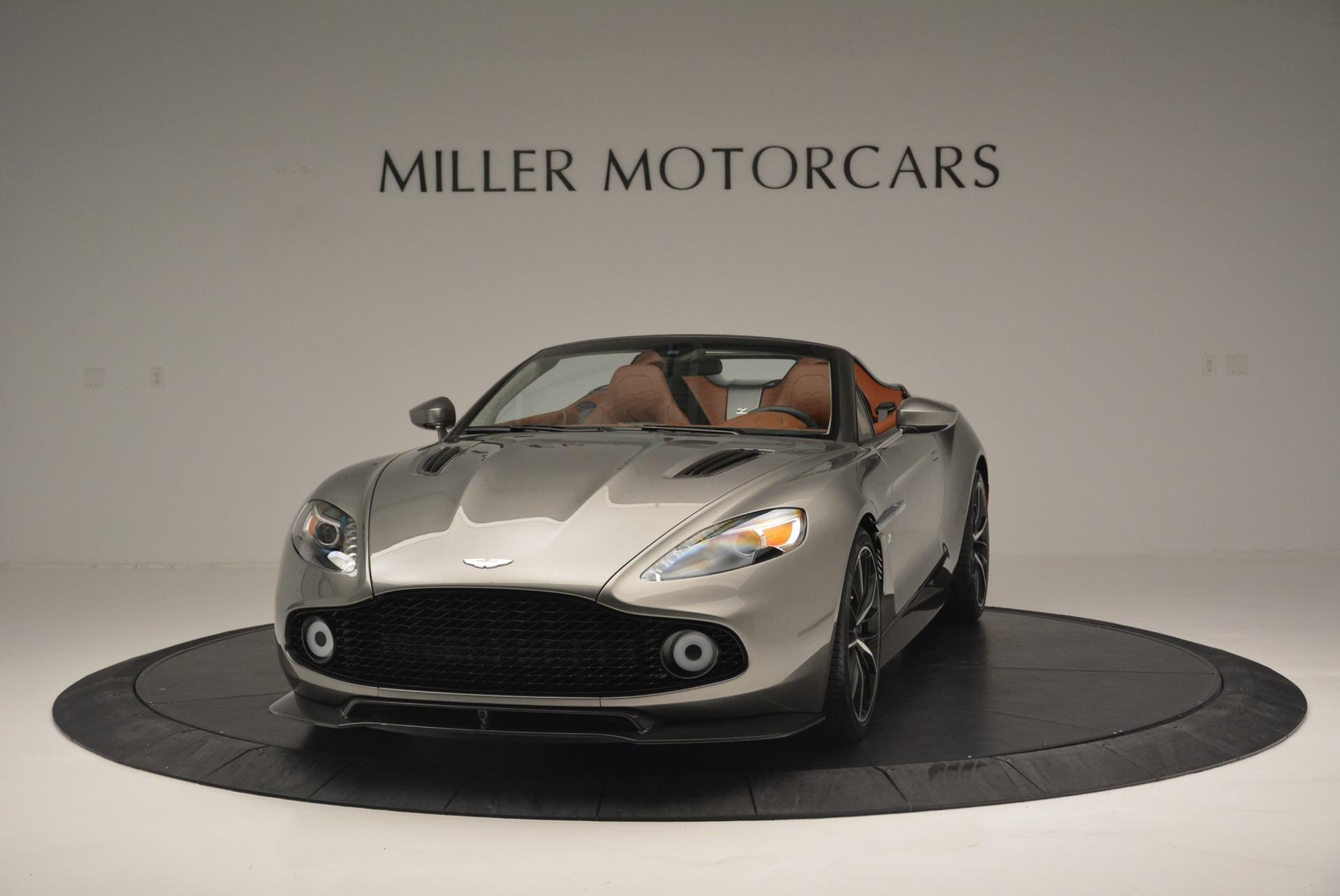 Used 2018 Aston Martin Zagato Speedster Convertible | Greenwich, CT