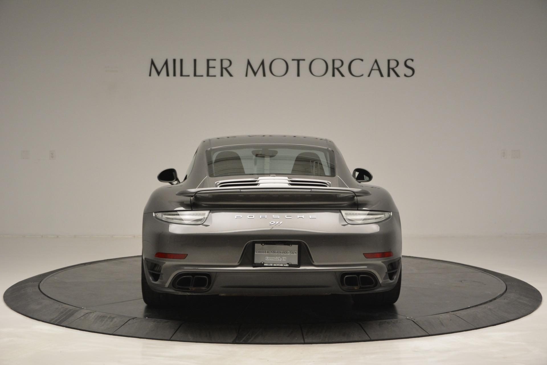 Used 2015 Porsche 911 Turbo S   Greenwich, CT