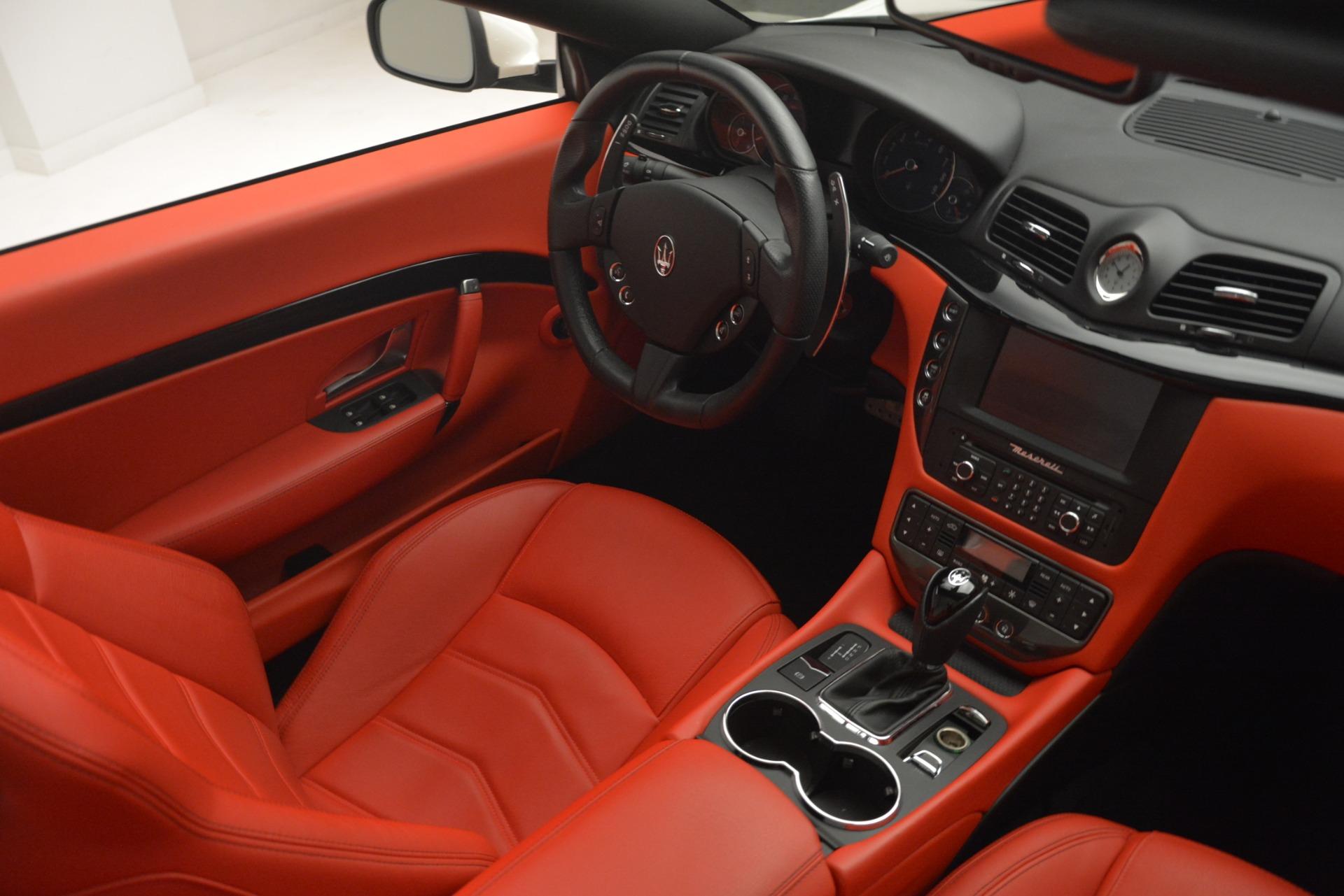 Used 2017 Maserati GranTurismo Sport   Greenwich, CT