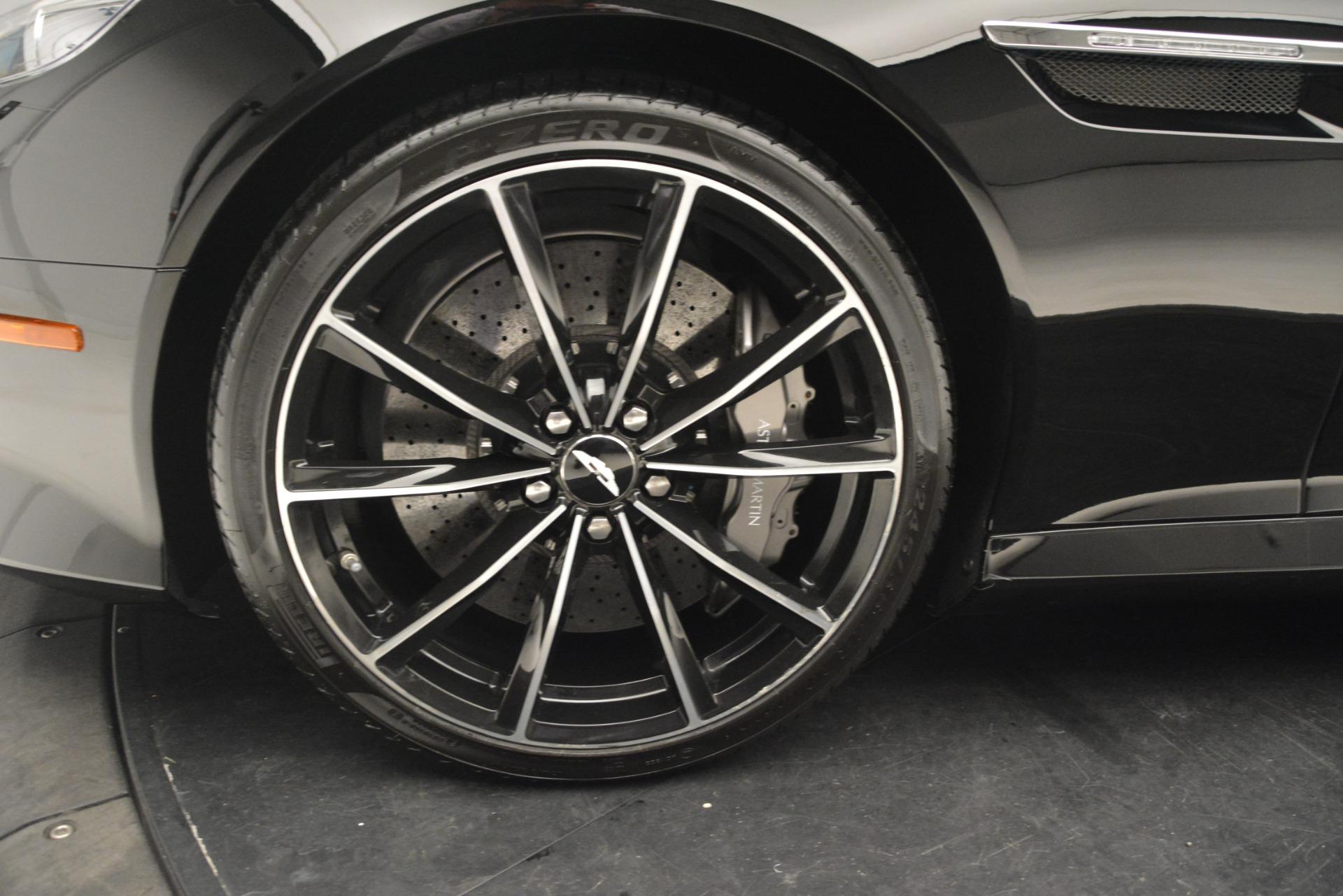 Used 2016 Aston Martin DB9 Convertible | Greenwich, CT