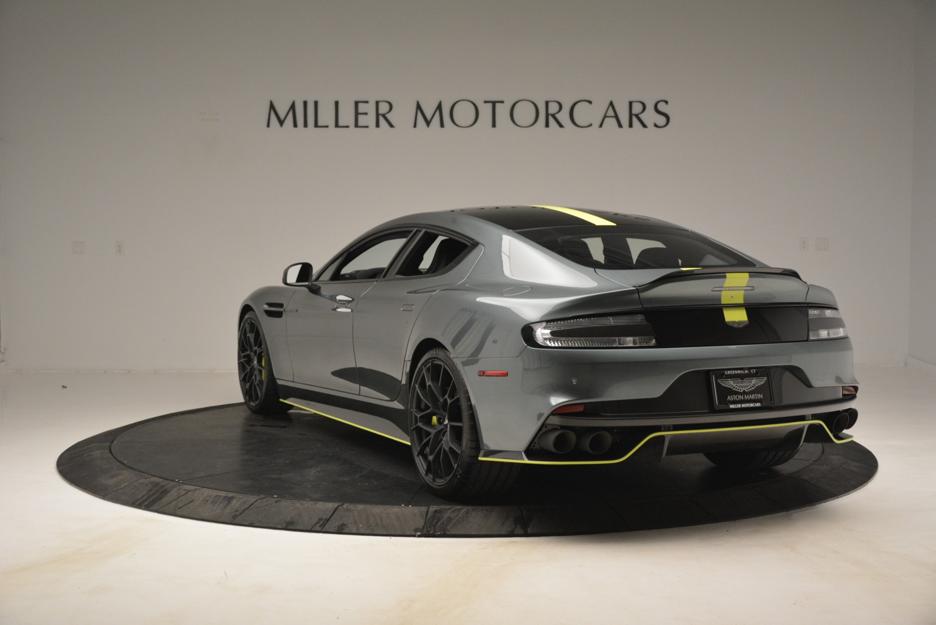 New 2019 Aston Martin Rapide V12 AMR | Greenwich, CT