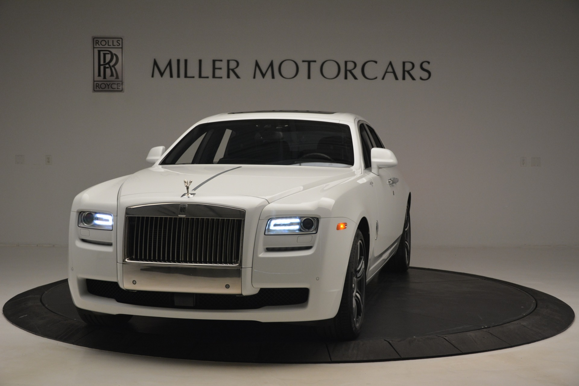 Used 2014 Rolls-Royce Ghost V-Spec | Greenwich, CT