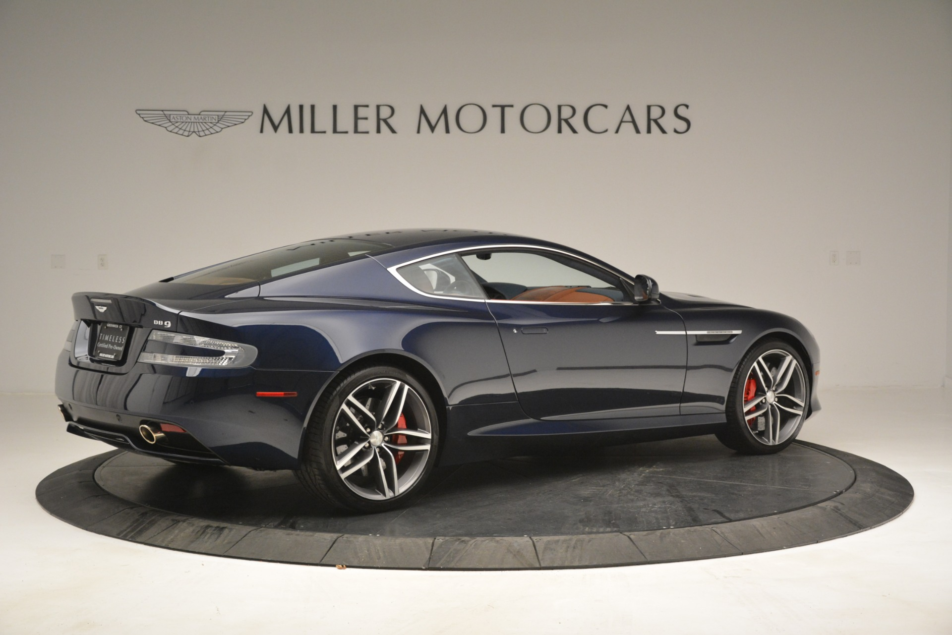 Used 2014 Aston Martin DB9 Coupe | Greenwich, CT