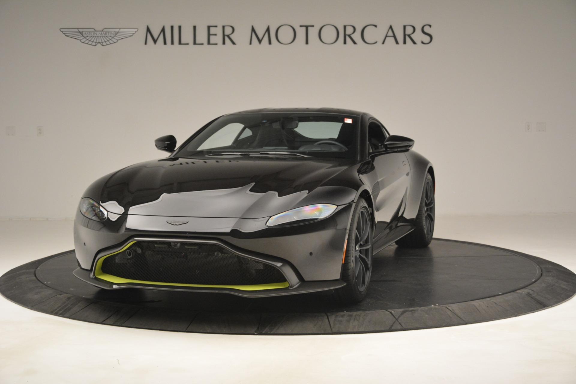 New 2019 Aston Martin Vantage Coupe   Greenwich, CT
