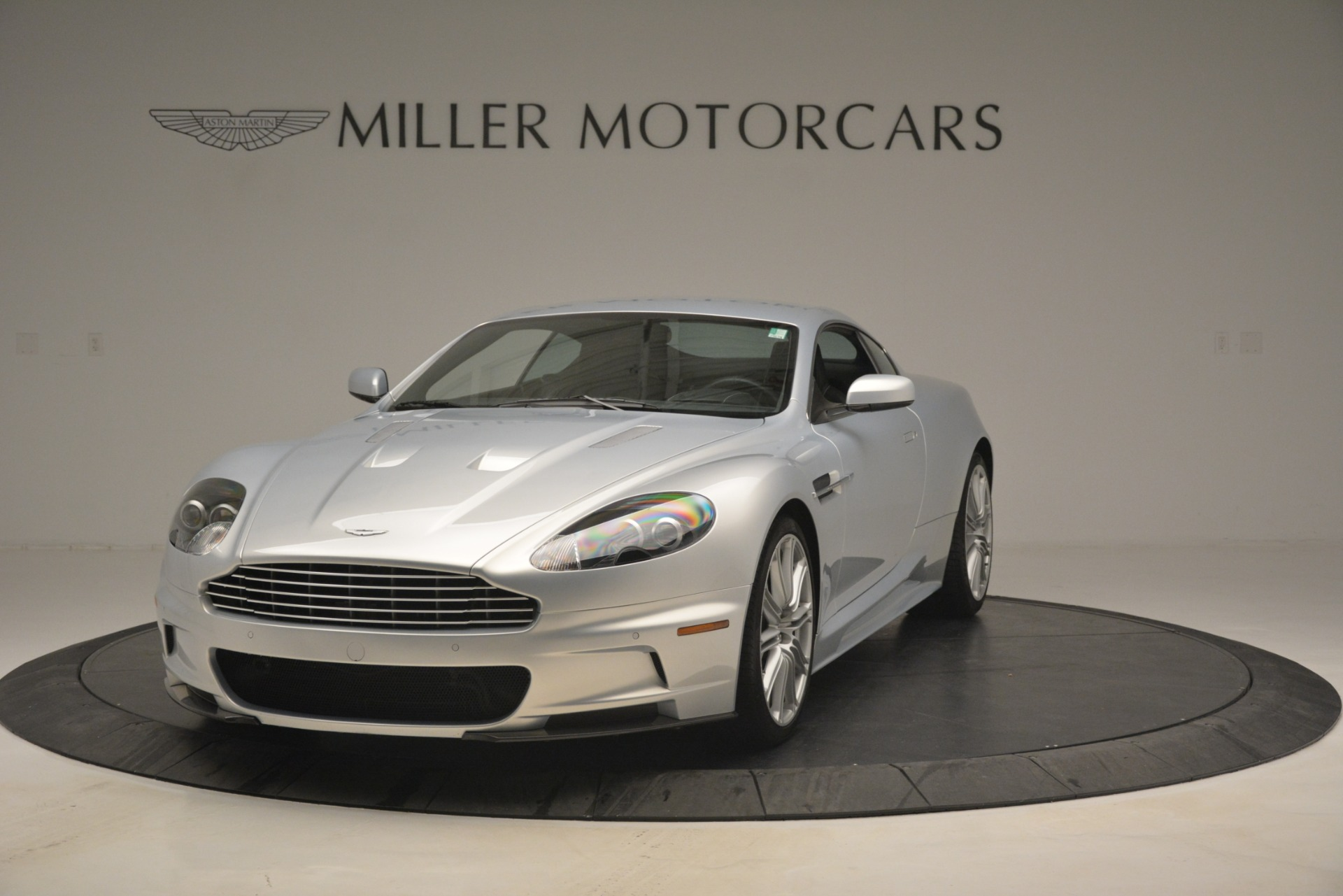 Used 2009 Aston Martin DBS Coupe | Greenwich, CT
