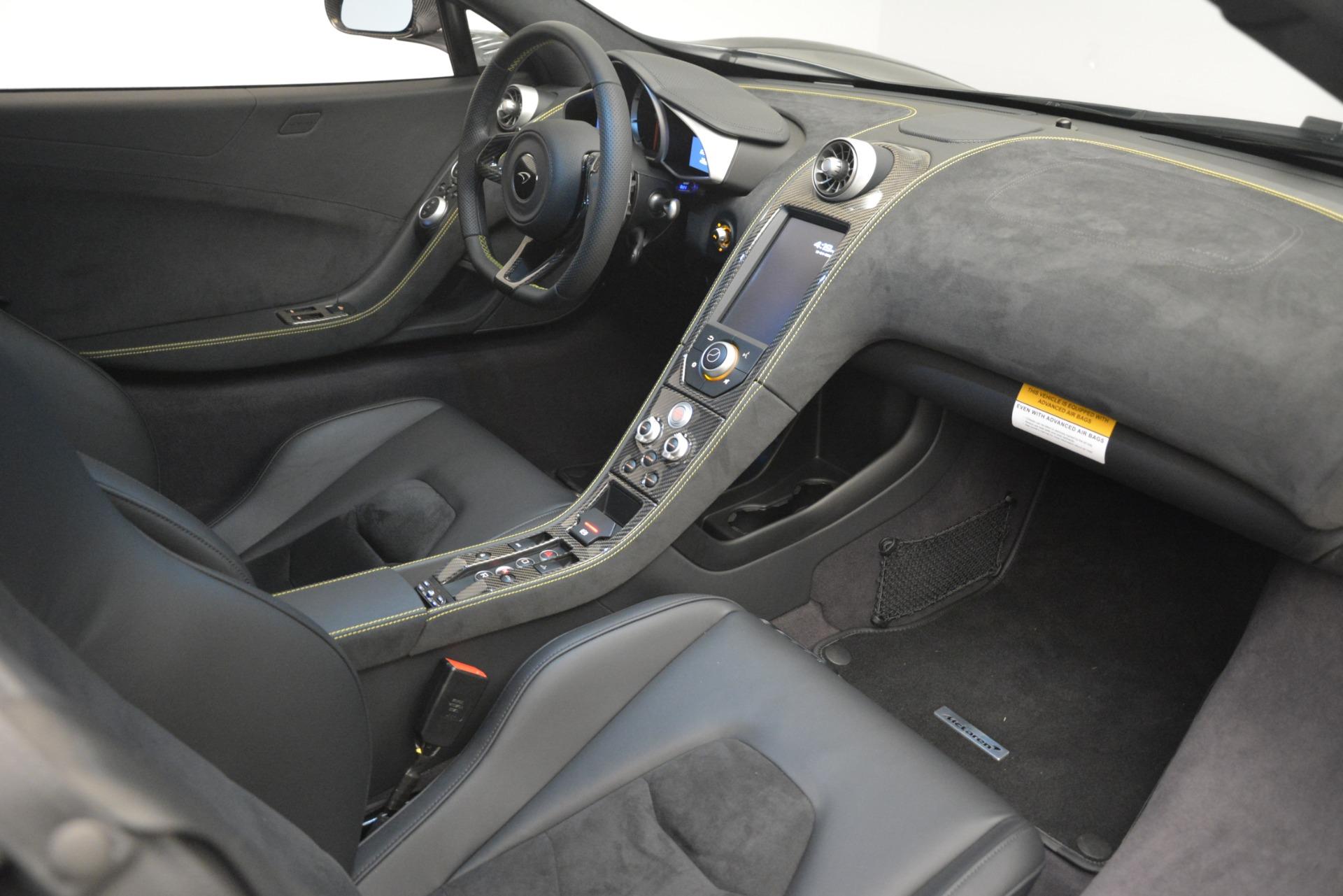 Used 2016 McLaren 650S Spider Convertible | Greenwich, CT