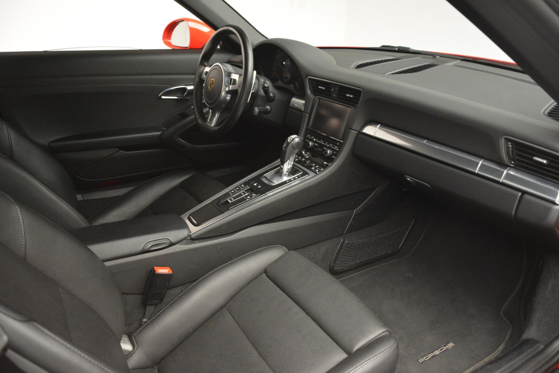 Used 2016 Porsche 911 Targa 4S | Greenwich, CT