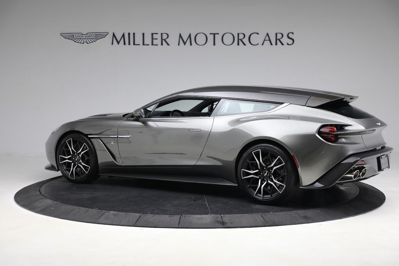 New 2019 Aston Martin Vanquish Zagato Shooting Brake | Greenwich, CT