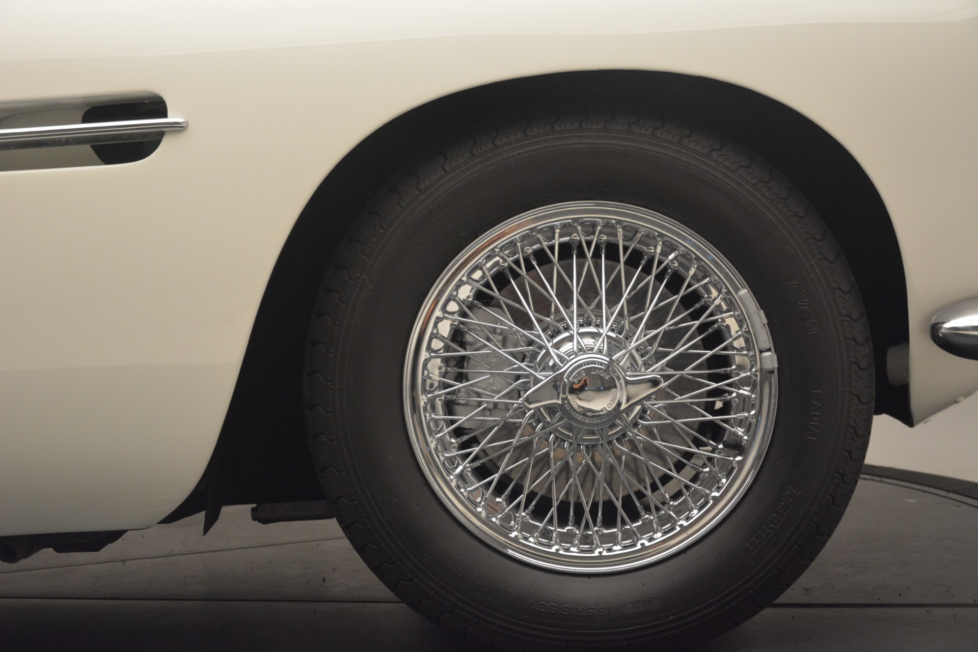Used 1961 Aston Martin DB4 Series IV Coupe | Greenwich, CT