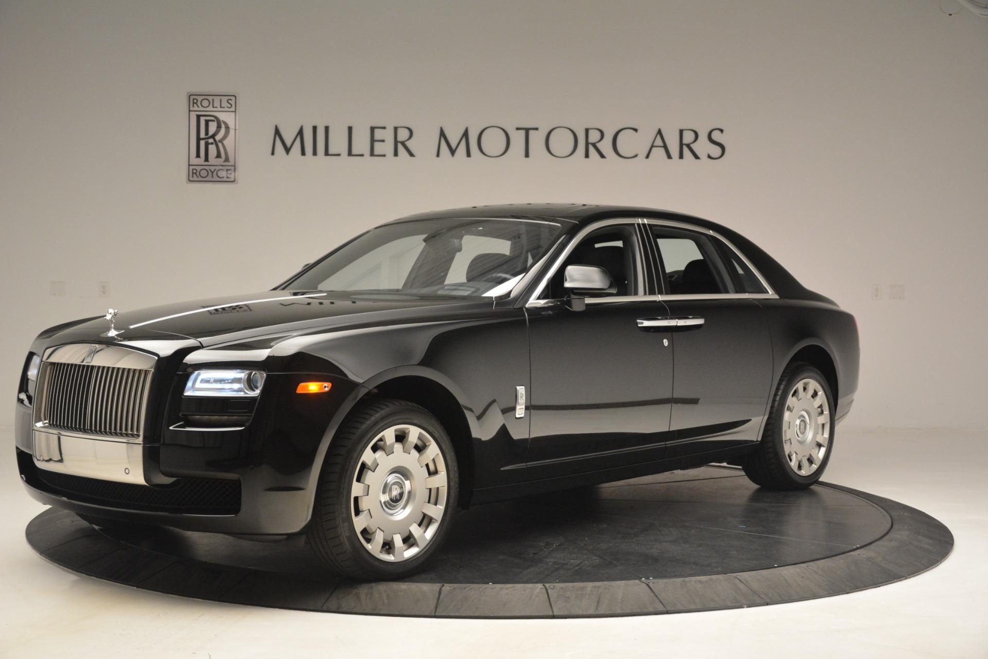 Used 2014 Rolls-Royce Ghost  | Greenwich, CT