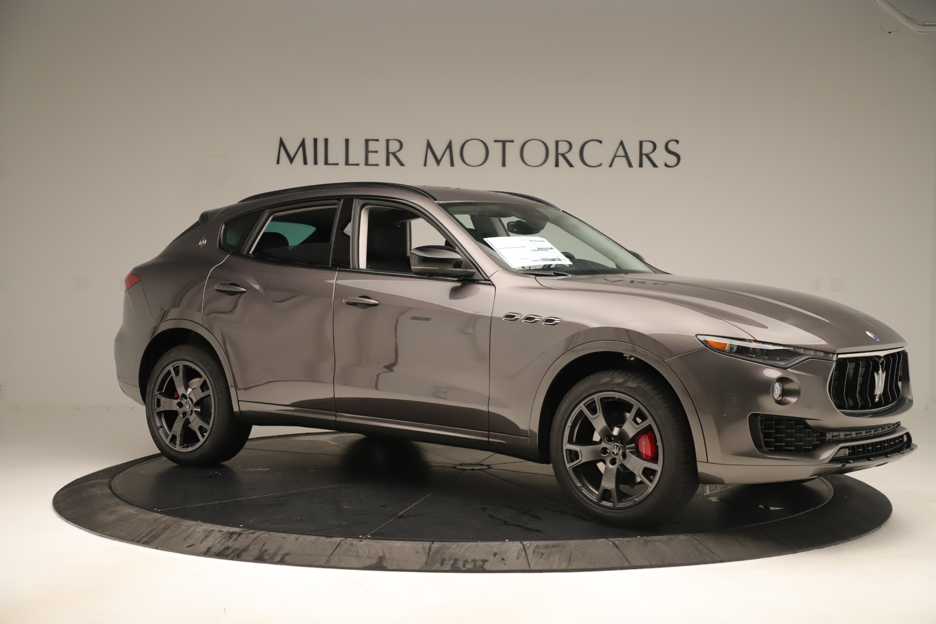 New 2019 Maserati Levante Q4 Nerissimo | Greenwich, CT