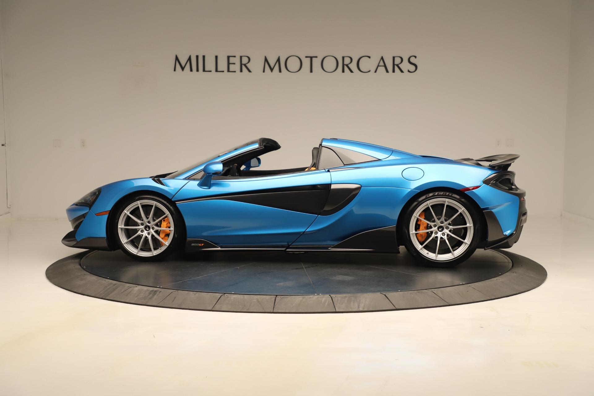 New 2020 McLaren 600LT SPIDER Convertible   Greenwich, CT