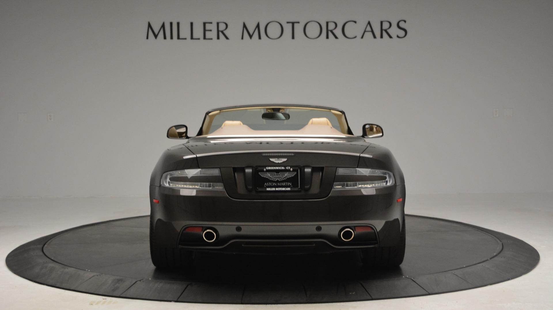 Used 2012 Aston Martin Virage Convertible | Greenwich, CT