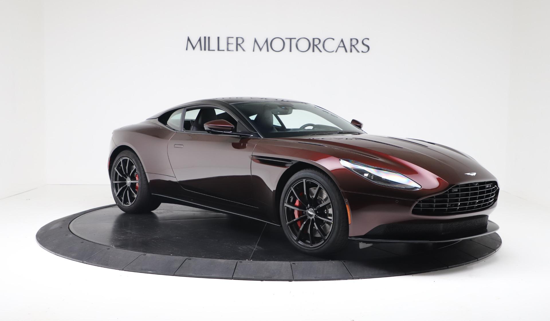 New 2019 Aston Martin DB11 V12 AMR | Greenwich, CT