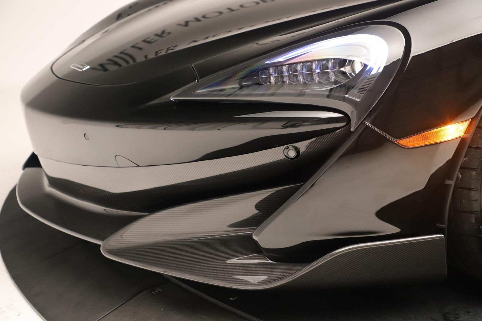 New 2019 McLaren 600LT Coupe | Greenwich, CT