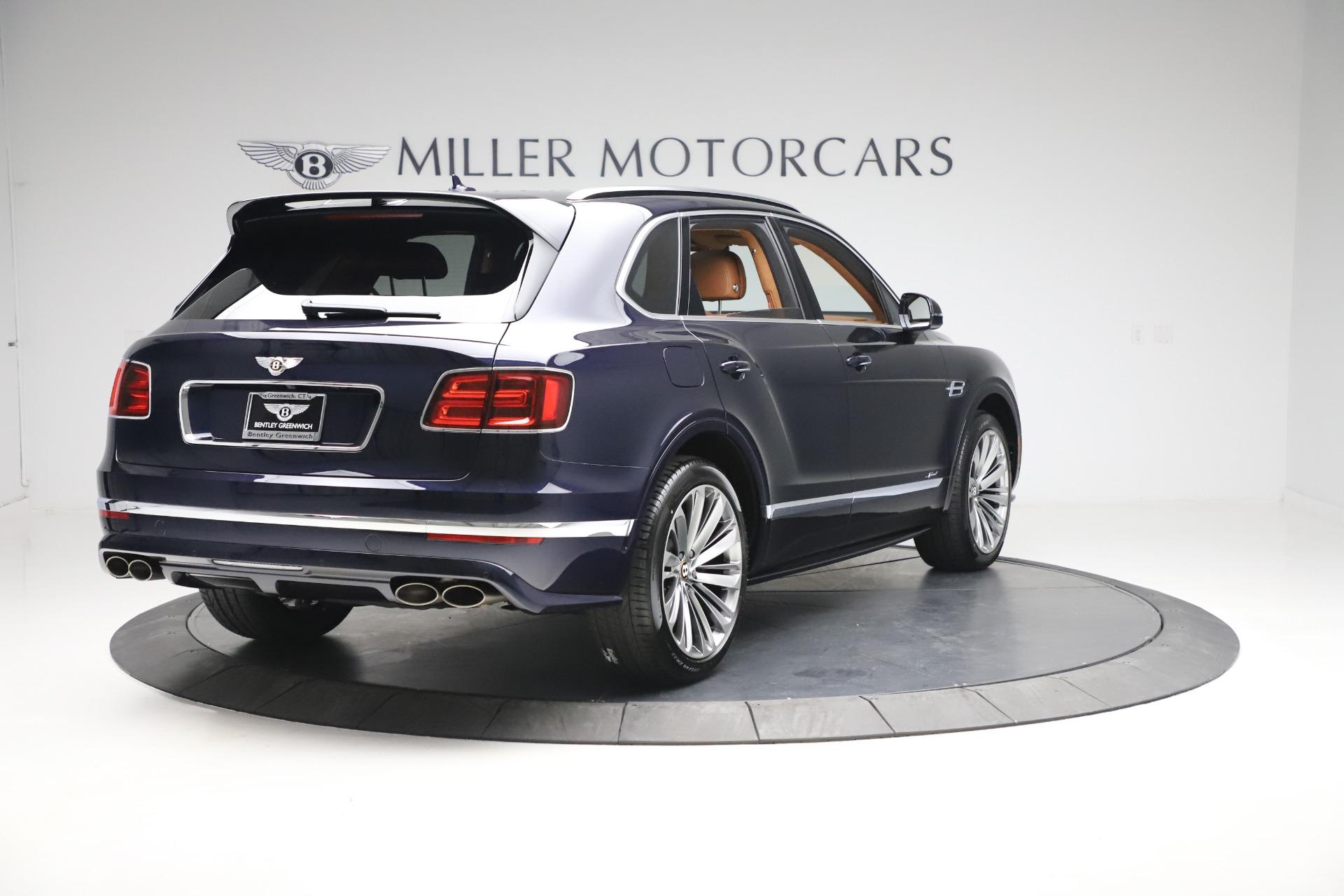 New 2020 Bentley Bentayga Speed   Greenwich, CT