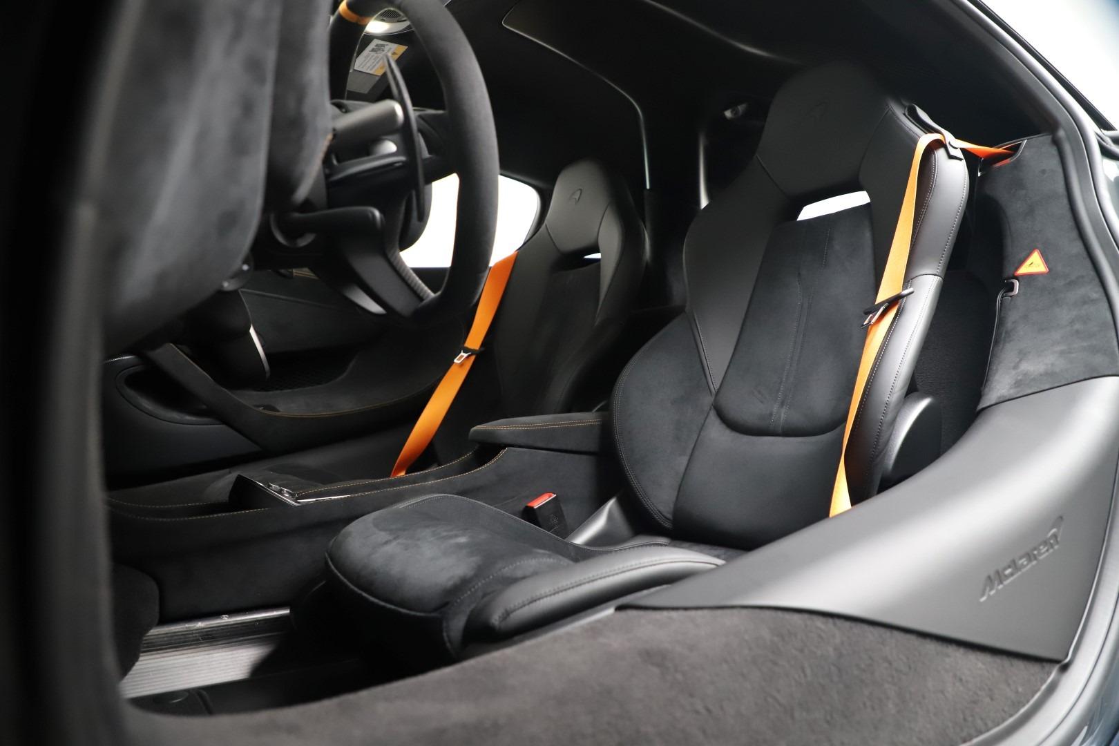 New 2019 McLaren 600LT Coupe   Greenwich, CT