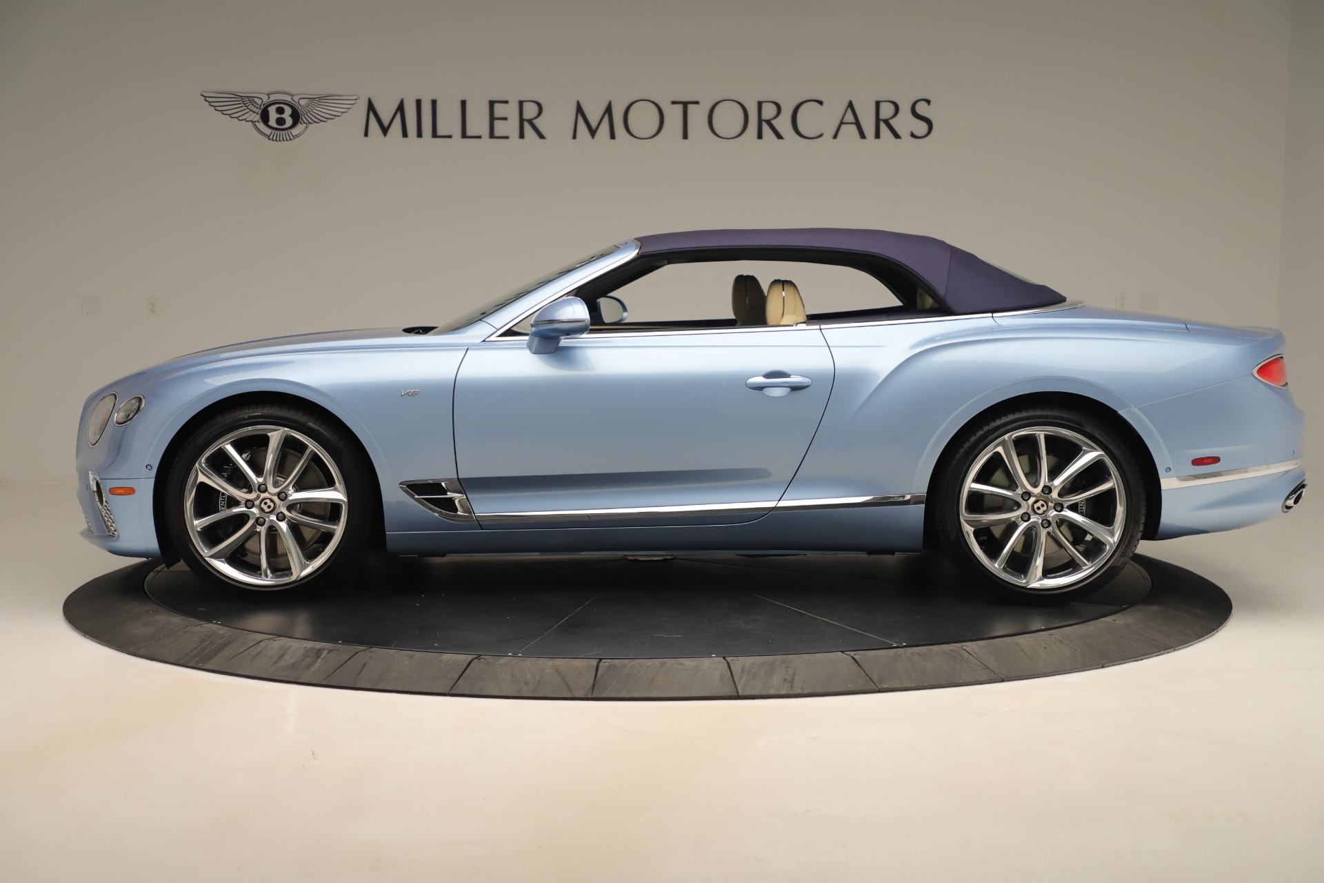 Used 2020 Bentley Continental GTC V8 | Greenwich, CT