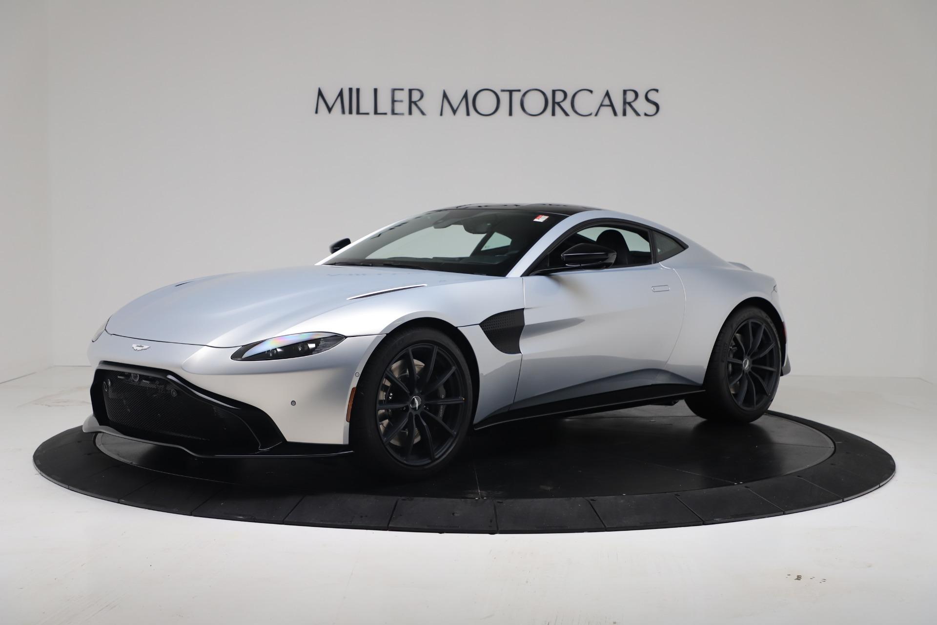 New 2020 Aston Martin Vantage V8 | Greenwich, CT