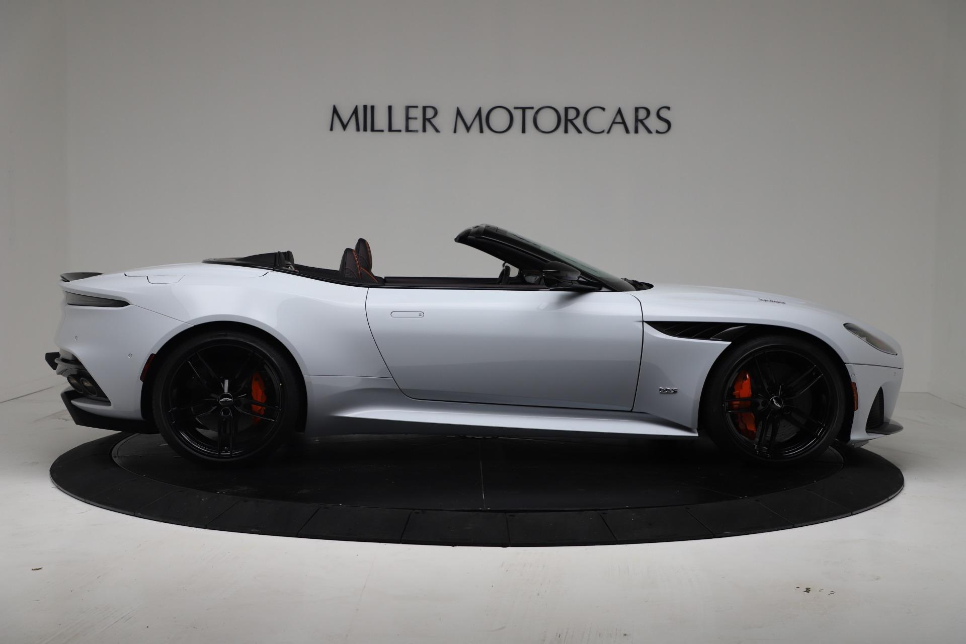 New 2020 Aston Martin DBS Superleggera Volante Convertible | Greenwich, CT