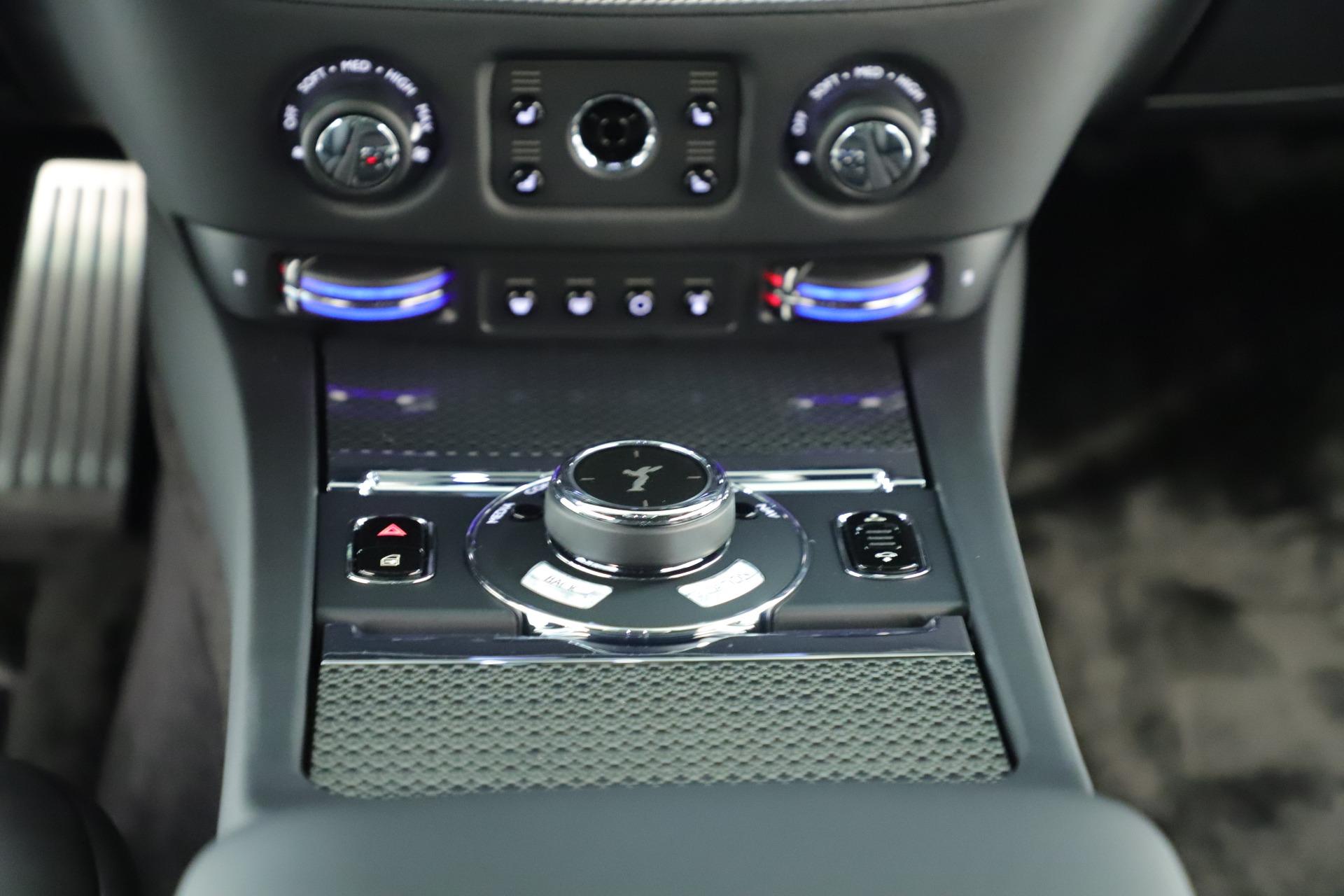 New 2020 Rolls-Royce Wraith Black Badge | Greenwich, CT
