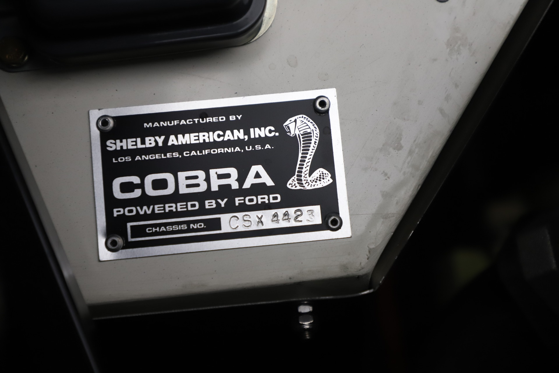 Used 1965 Ford Cobra CSX | Greenwich, CT