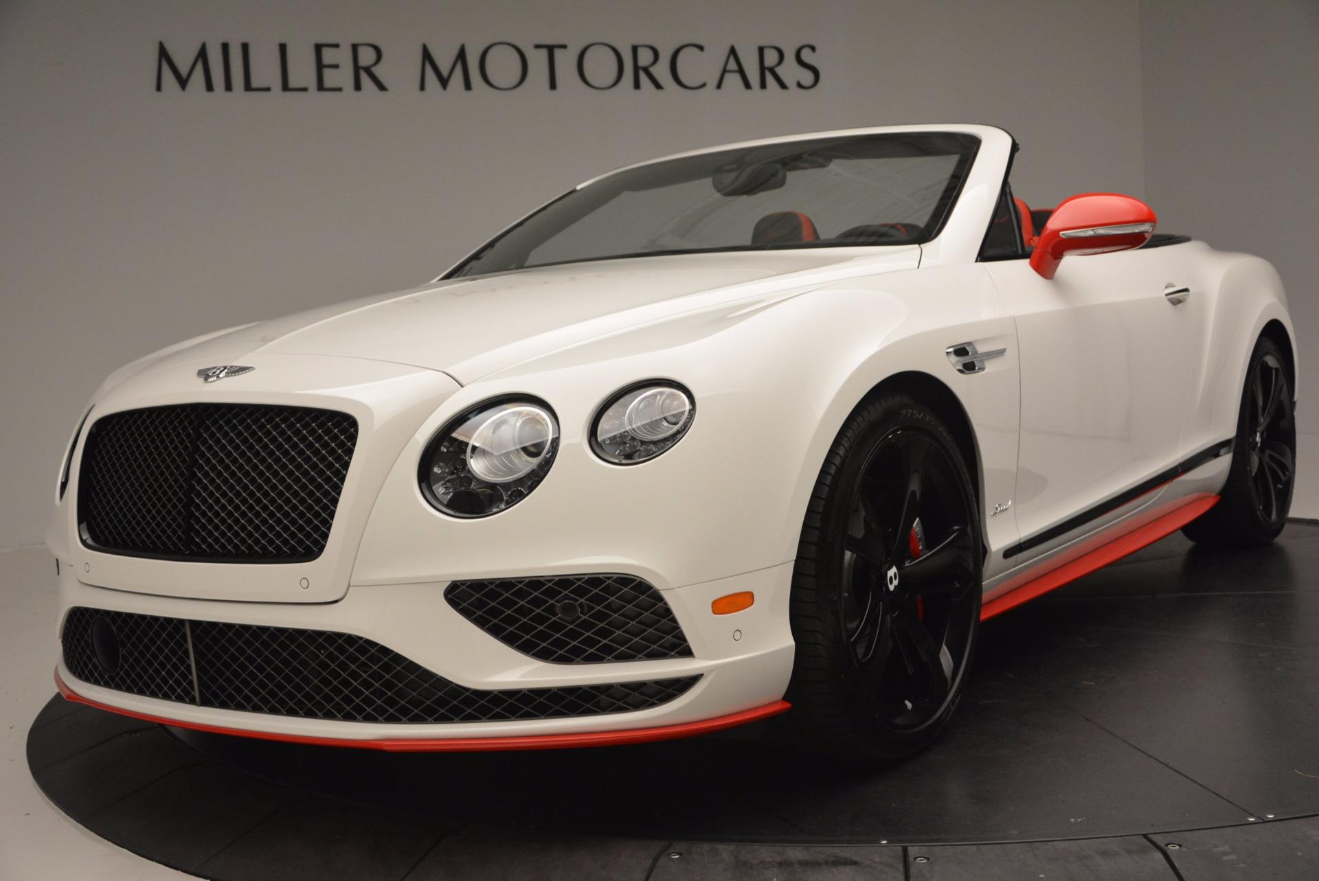 New 2017 Bentley Continental GT Speed   Greenwich, CT