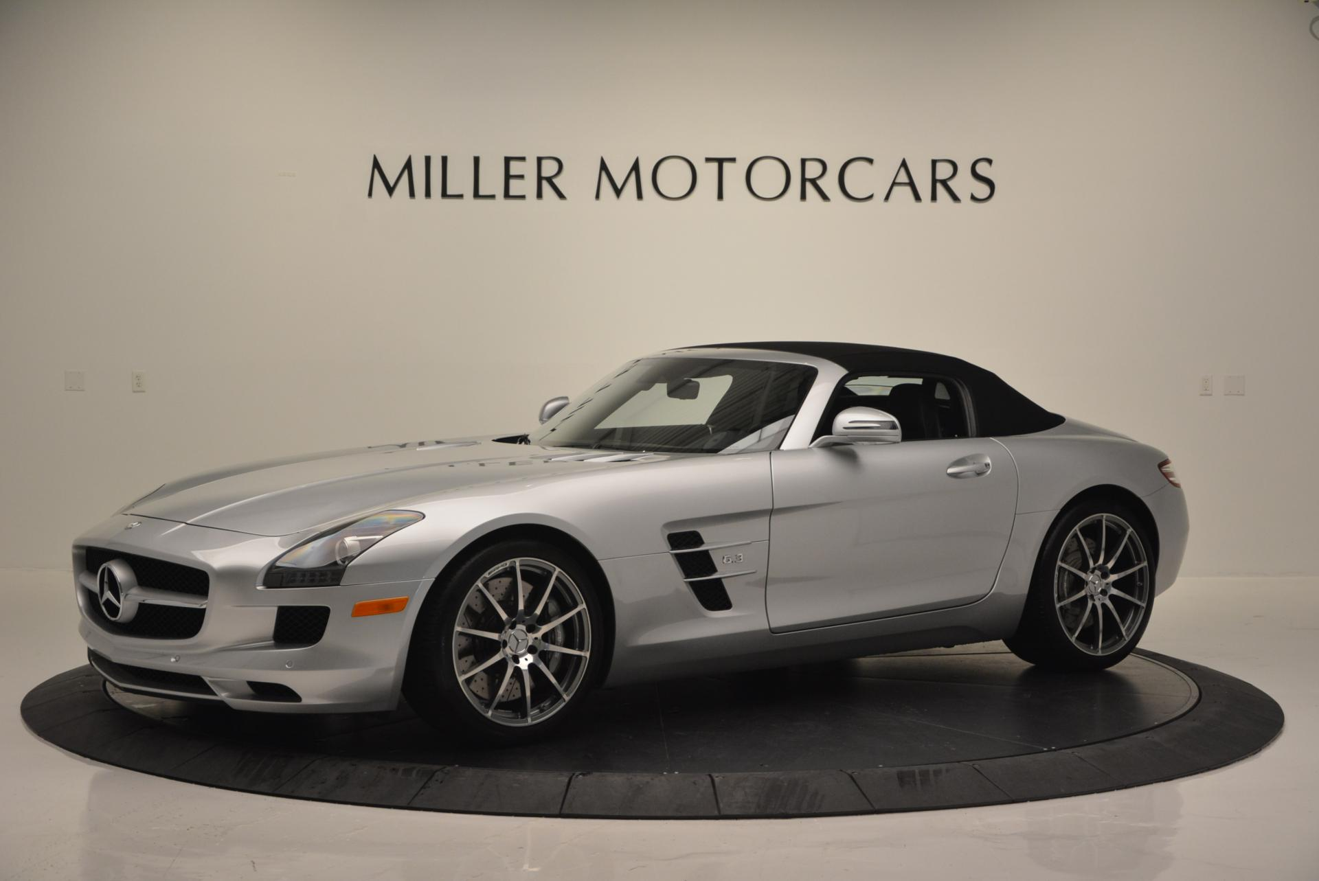 Used 2012 Mercedes Benz SLS AMG  | Greenwich, CT