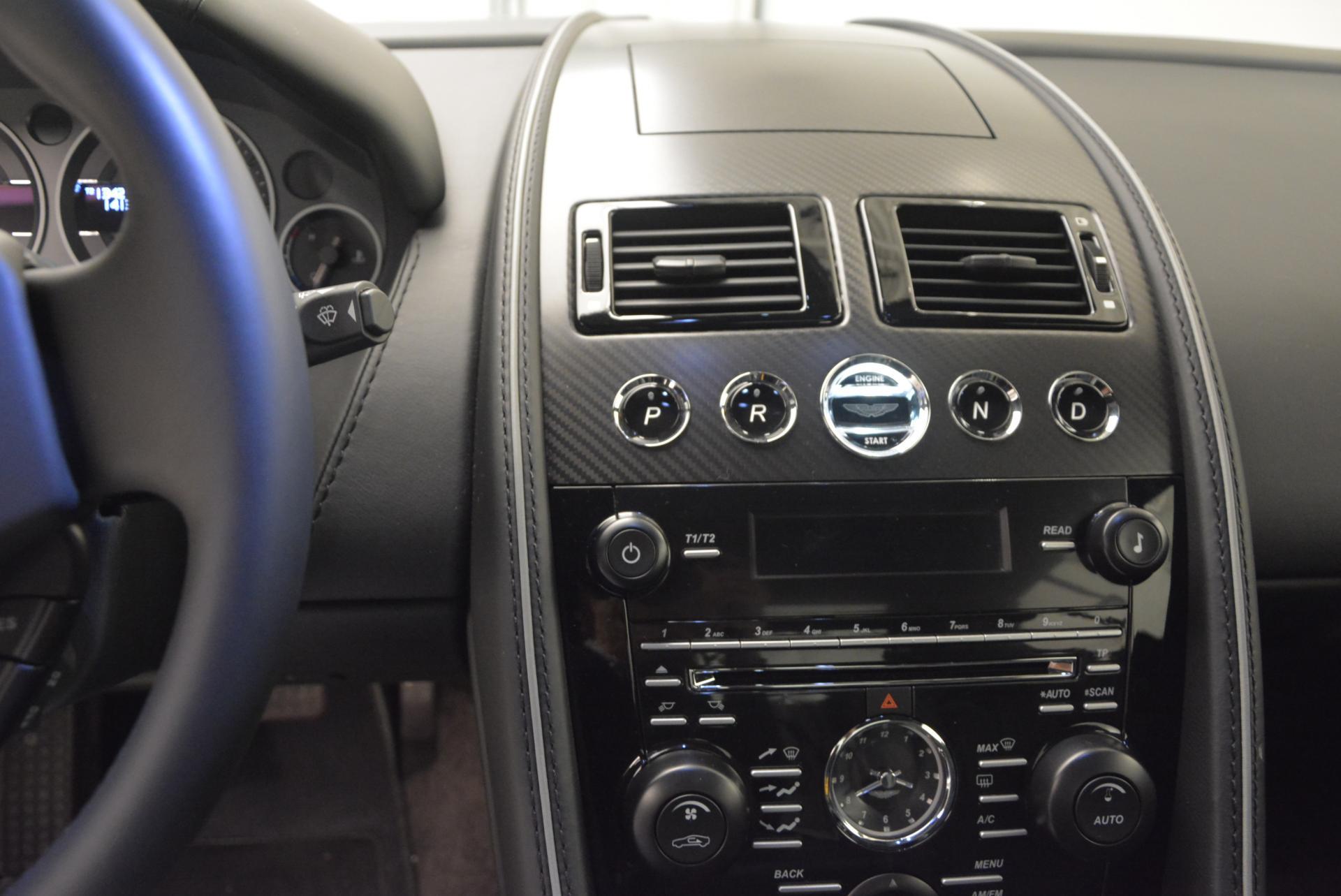 Used 2015 Aston Martin DB9 Carbon Edition | Greenwich, CT