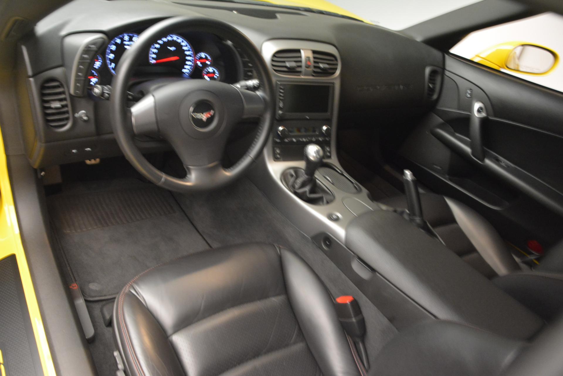 Used 2006 Chevrolet Corvette Z06 Hardtop | Greenwich, CT