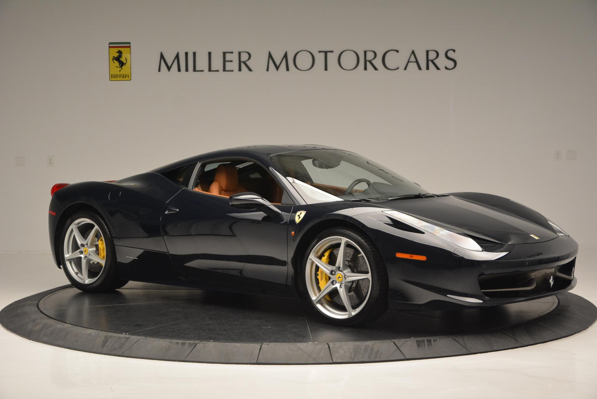 Used 2010 Ferrari 458 Italia  | Greenwich, CT