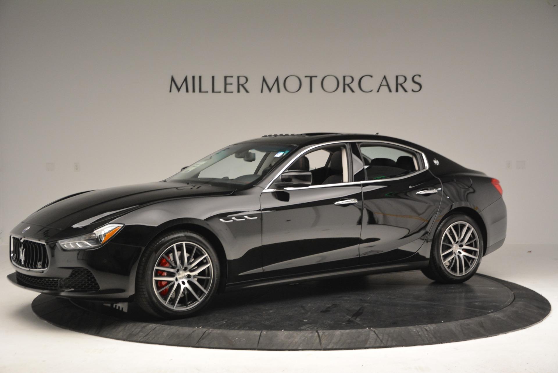 Used 2017 Maserati Ghibli S Q4 - EX Loaner | Greenwich, CT