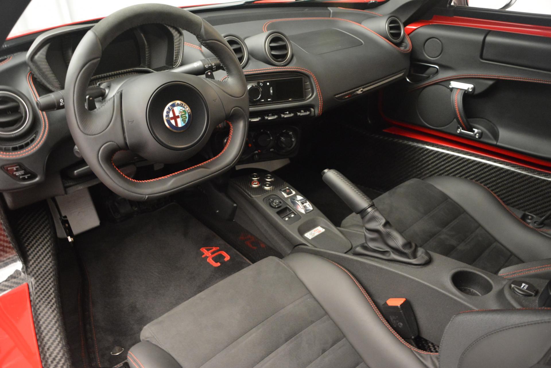 Used 2015 Alfa Romeo 4C Launch Edition   Greenwich, CT