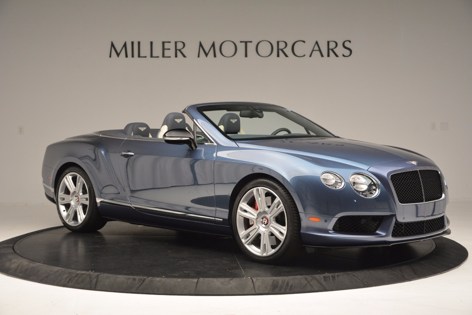 Used 2014 Bentley Continental GT V8 S Convertible    Greenwich, CT